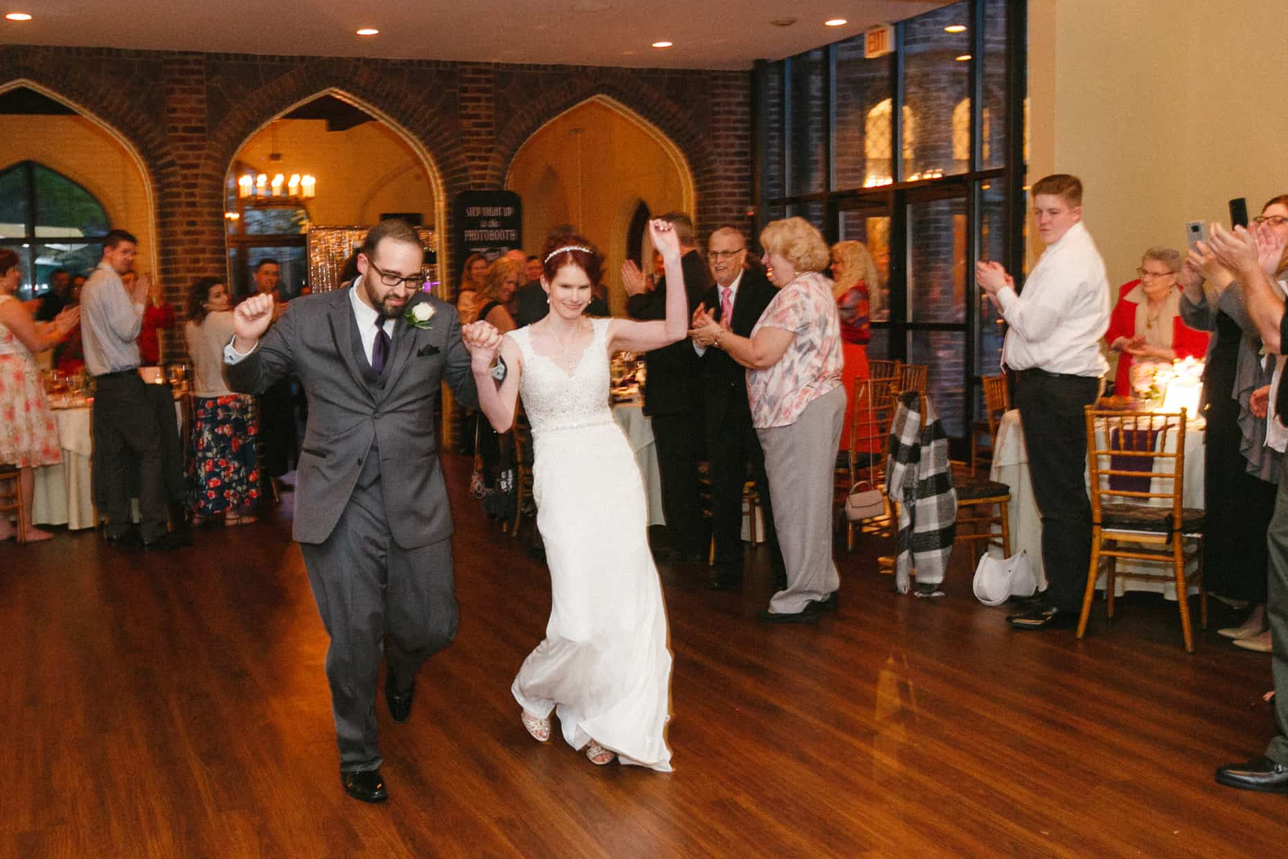 Wedding Doylestown Mansion