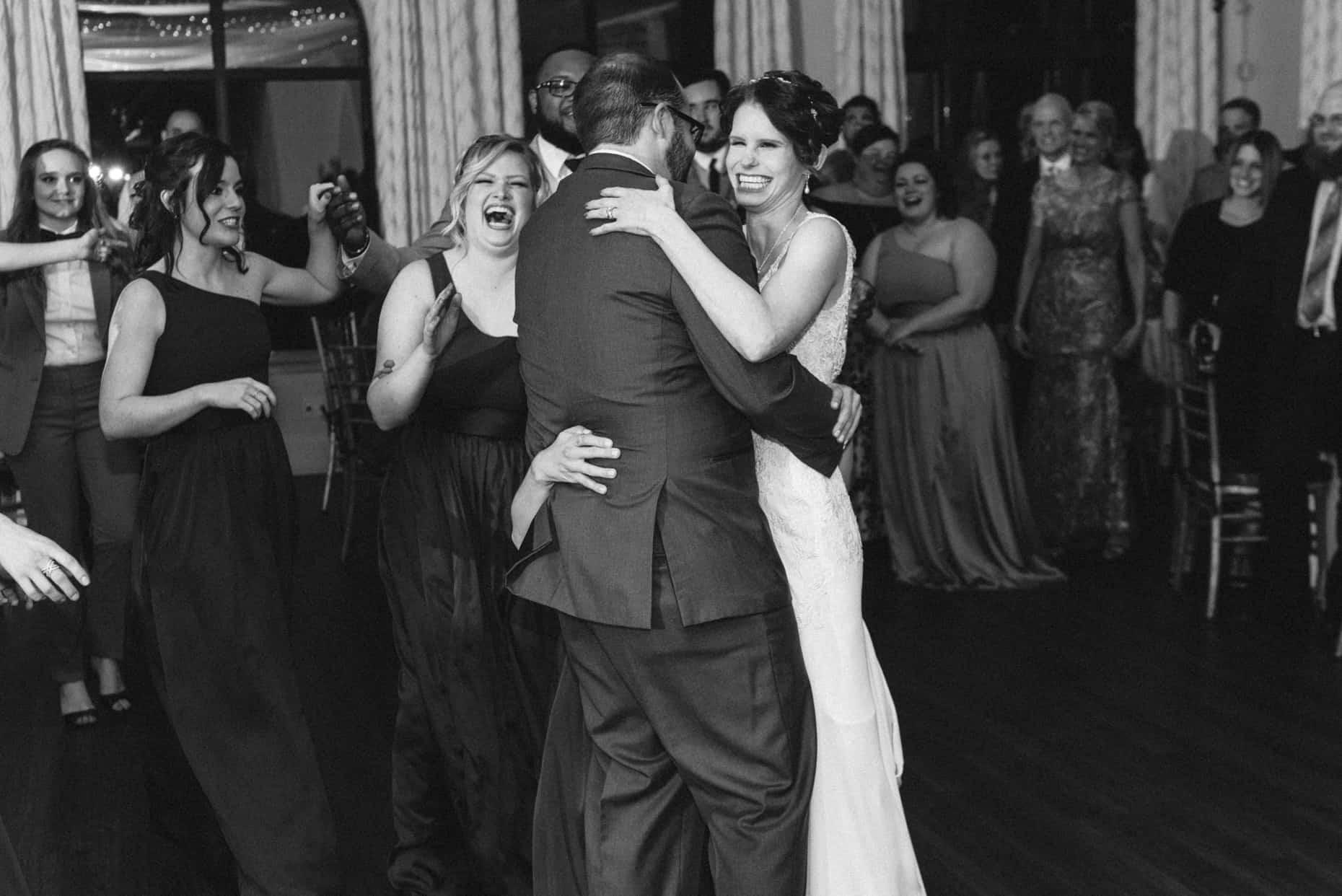 Wedding Photographer Doylestown Mansion
