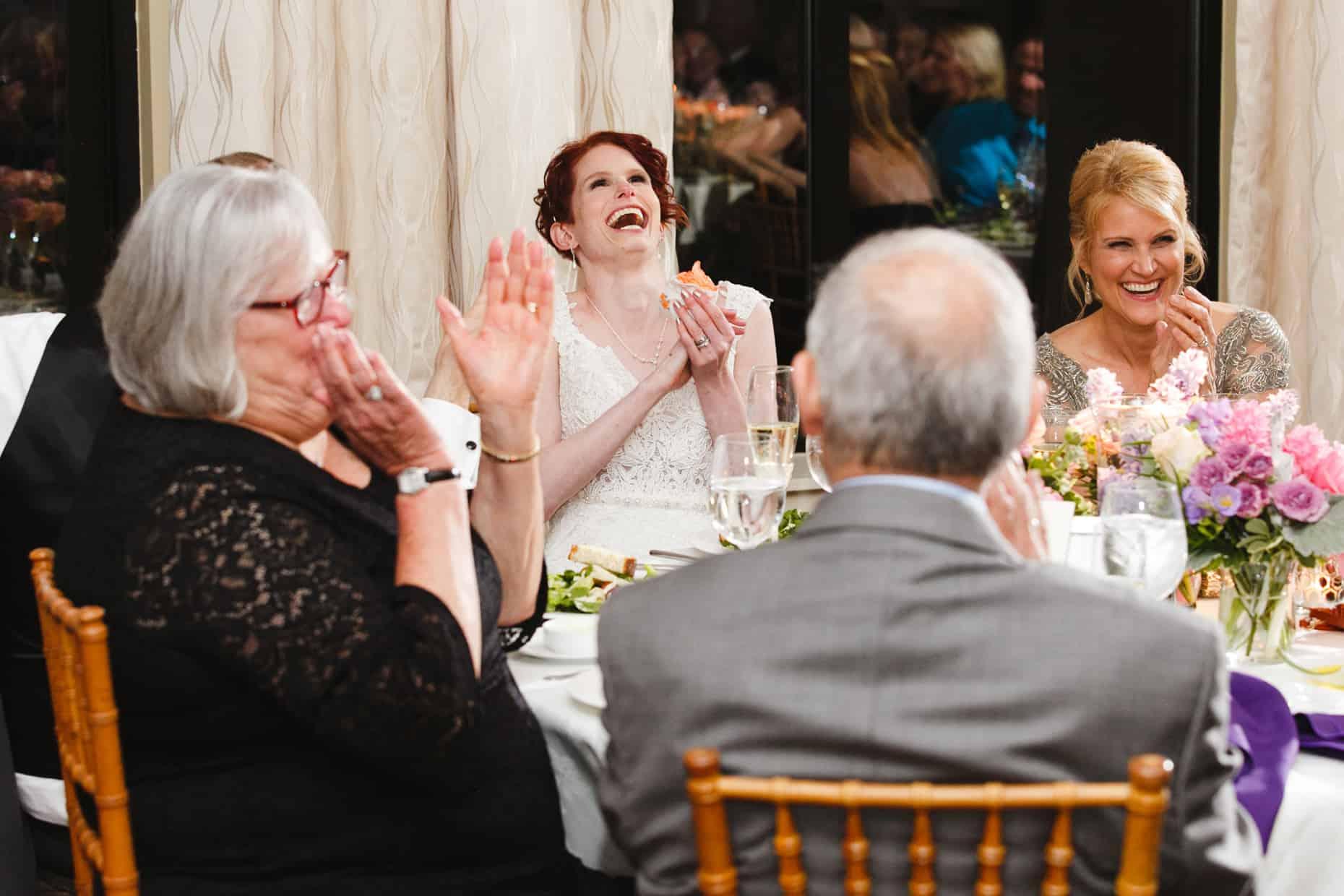 Philadelphia Wedding Reception