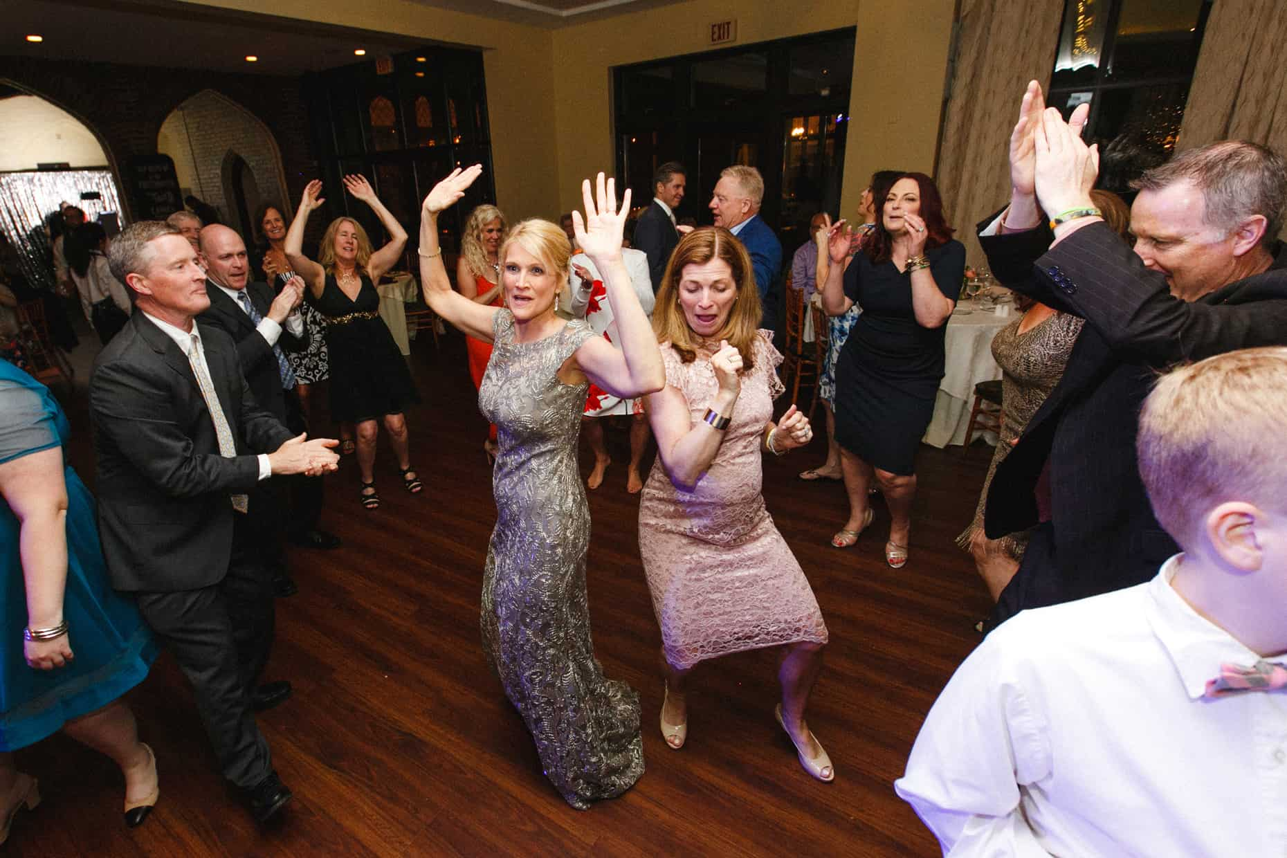 Philadelphia Mansion Wedding Reception