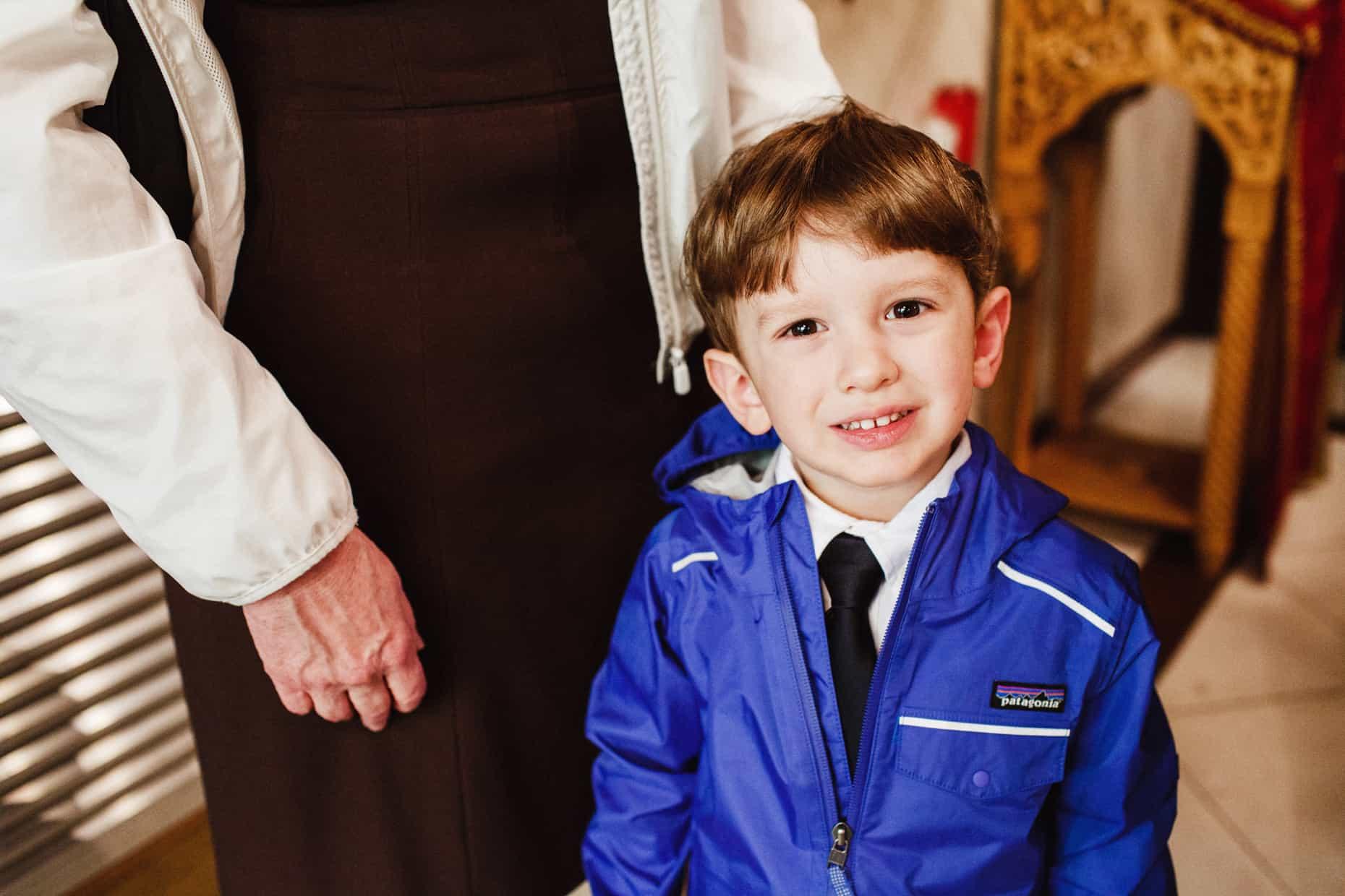 Brooklyn Baptism Photo