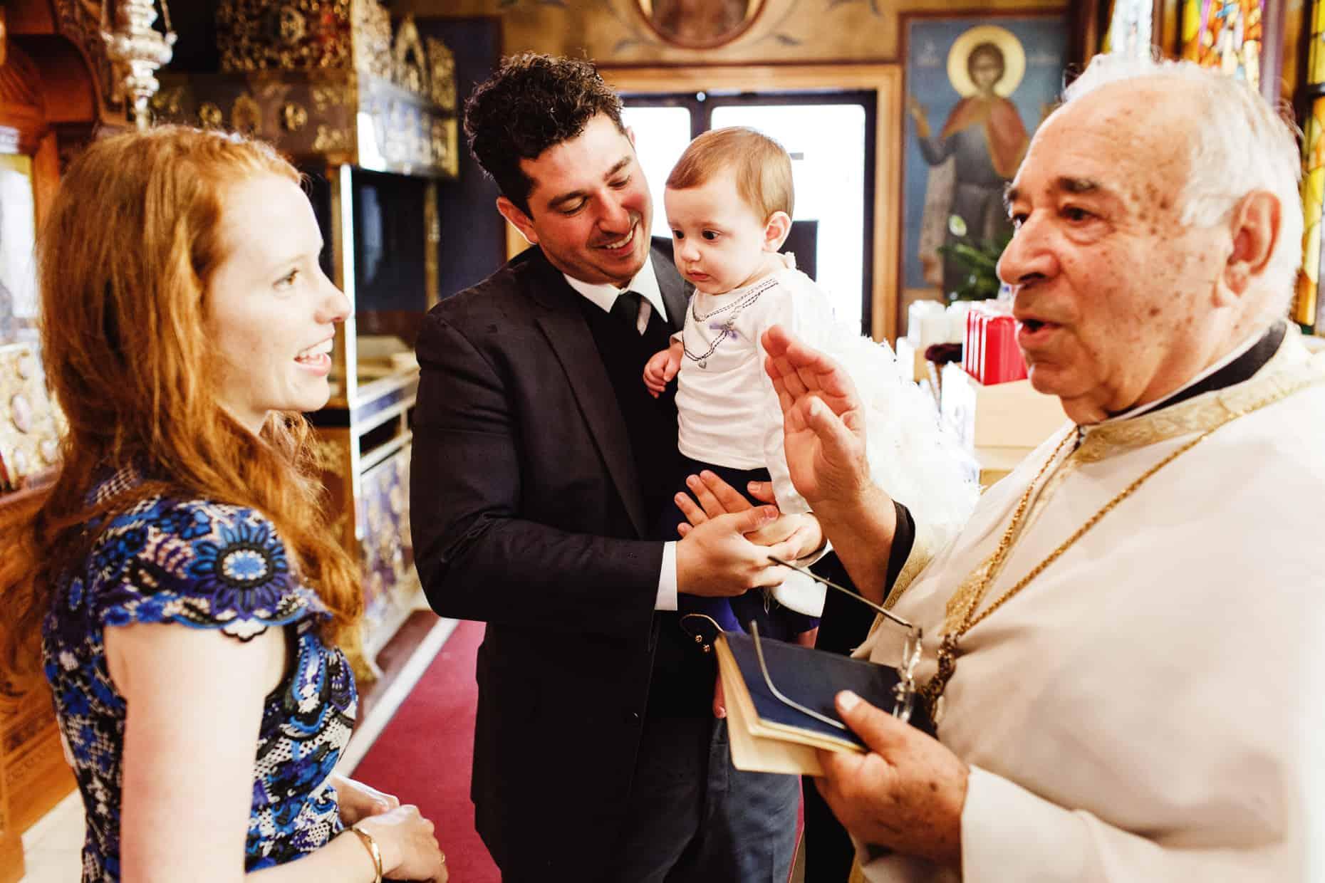 Brooklyn Baptism Photos