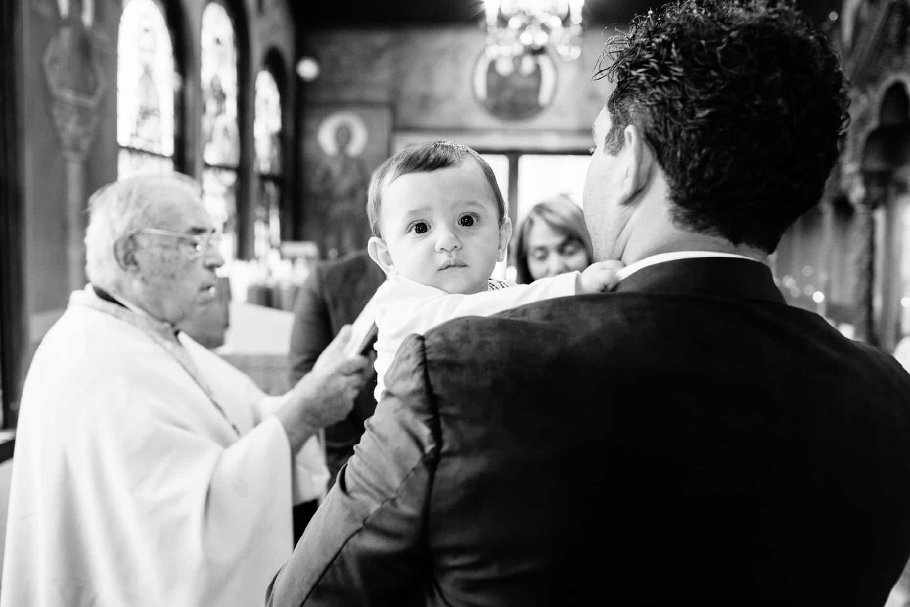 Brooklyn Baptism Photographs