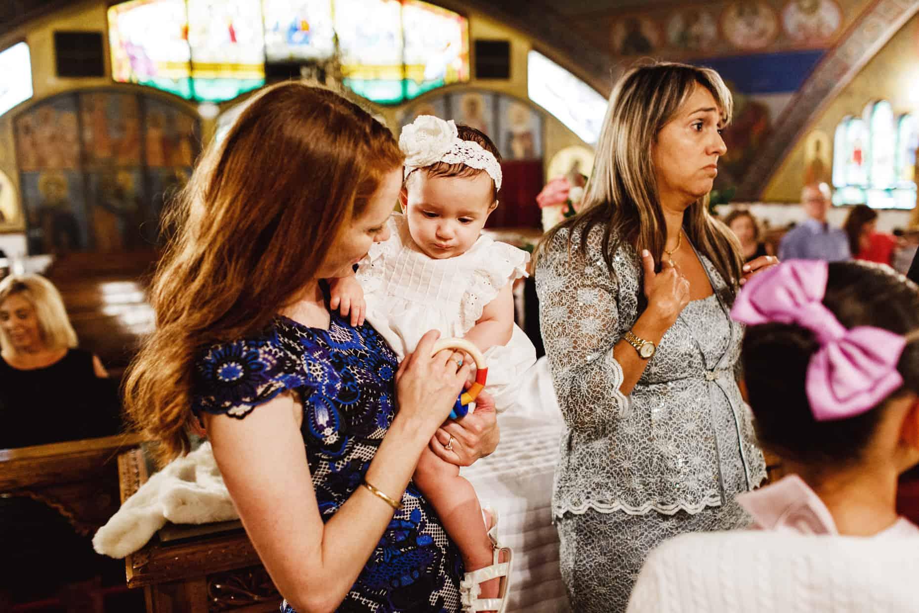 Baptism Photographers Brooklyn