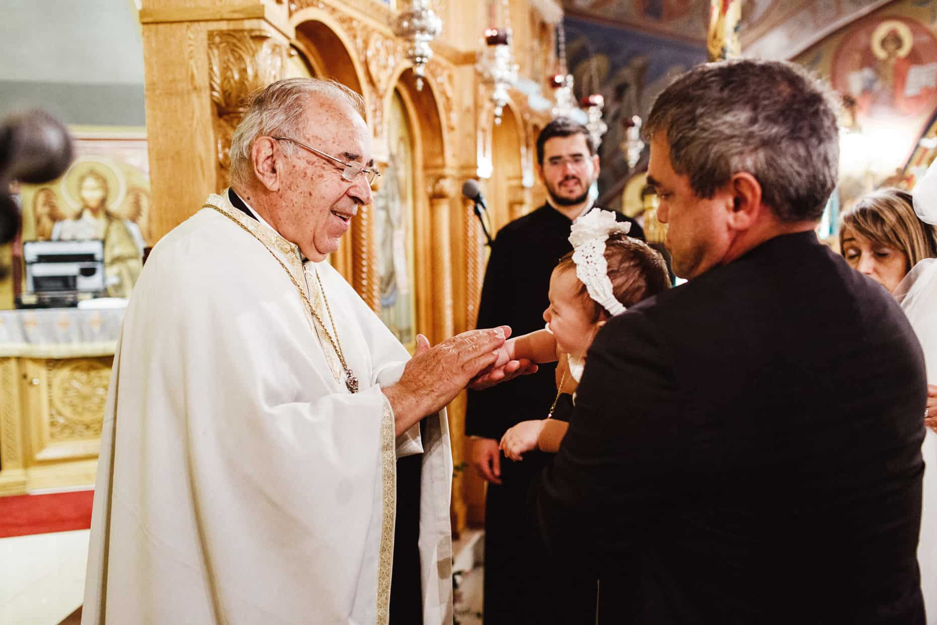 New York Baptism Photo