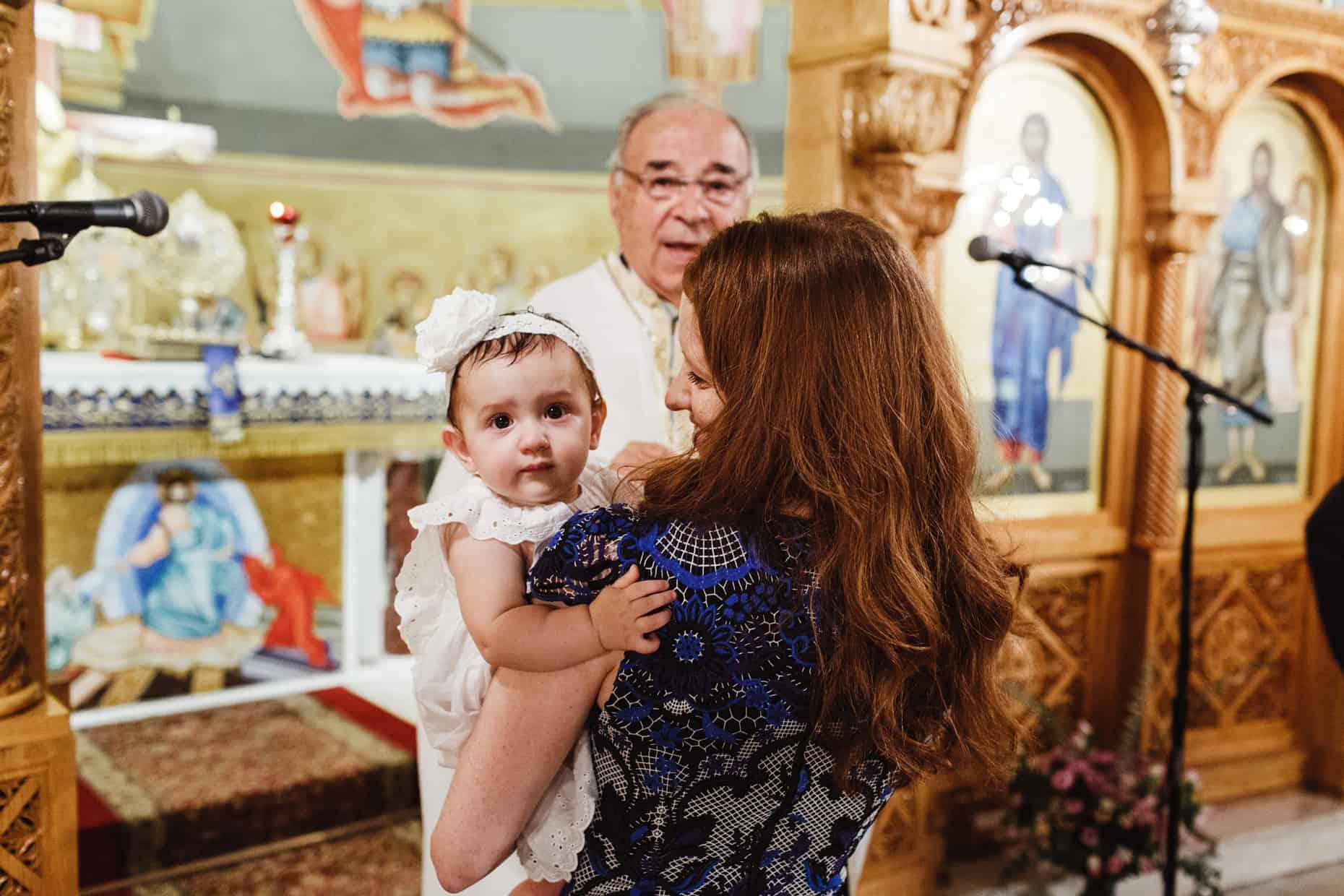New York Baptism Photos