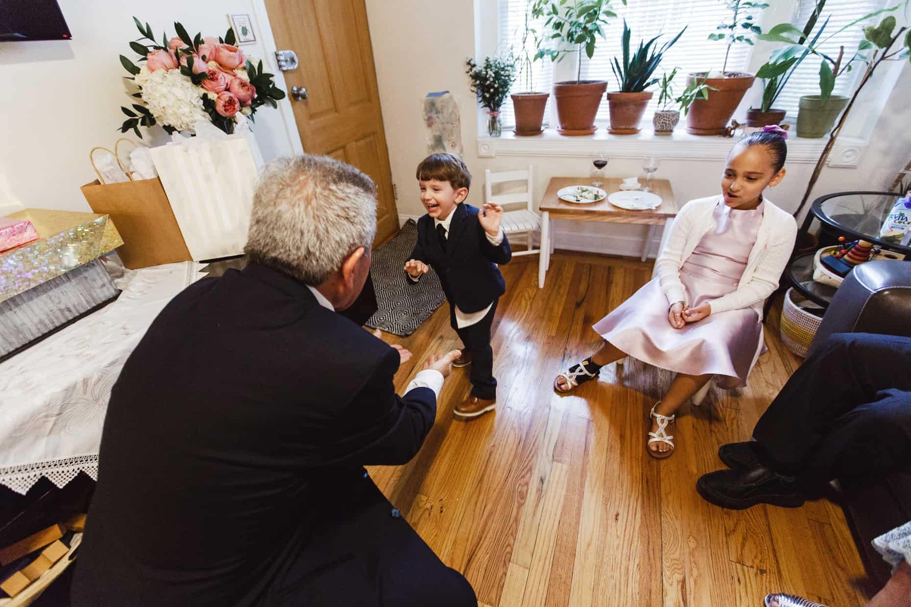 Baptism New York Photograph