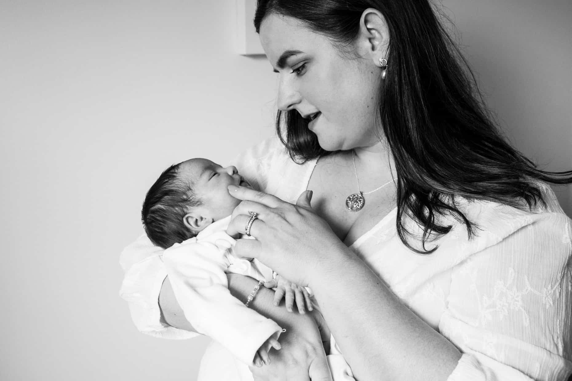 Willow Grove Newborn photographer