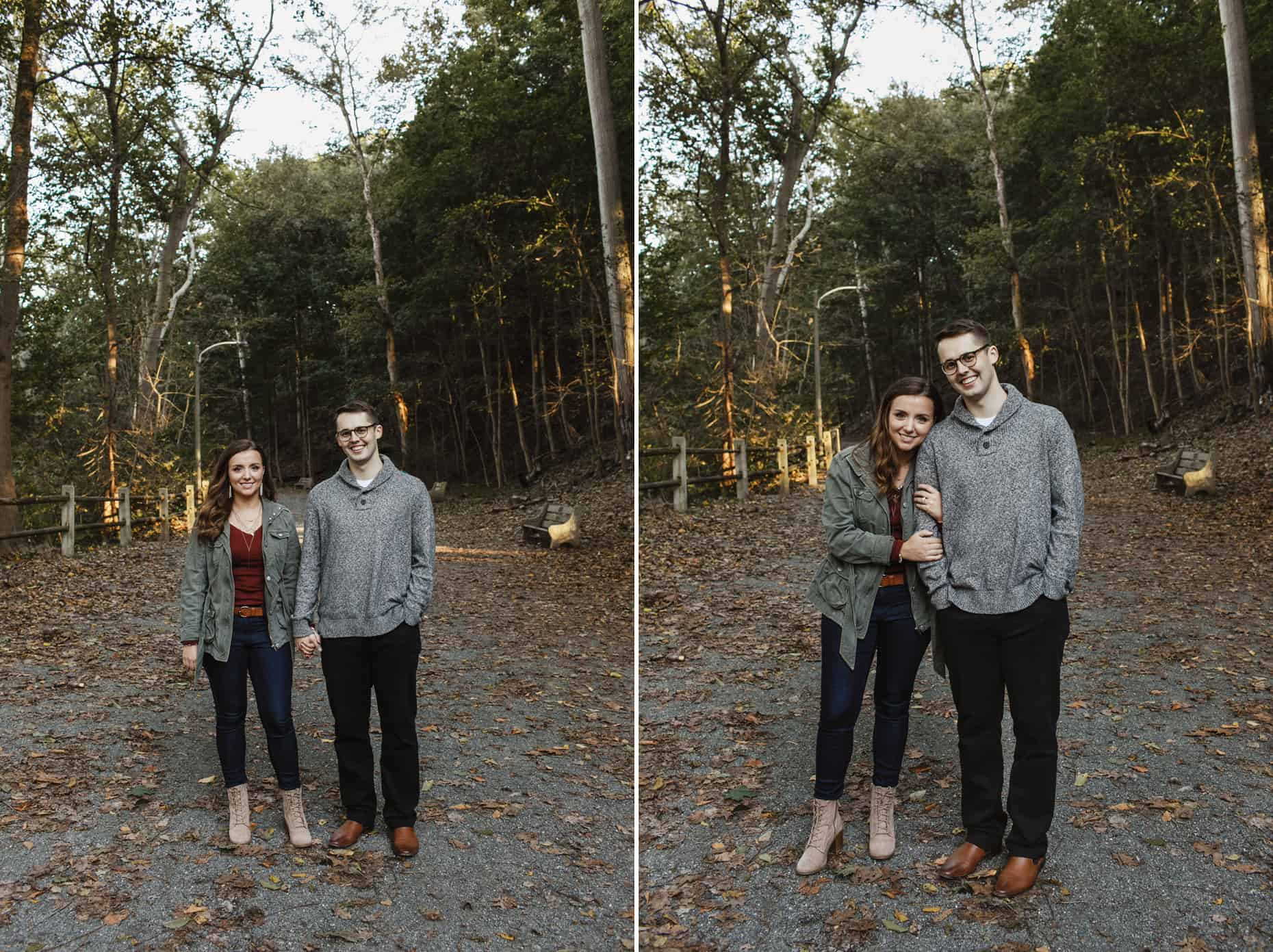 Philly Engagement Photographs