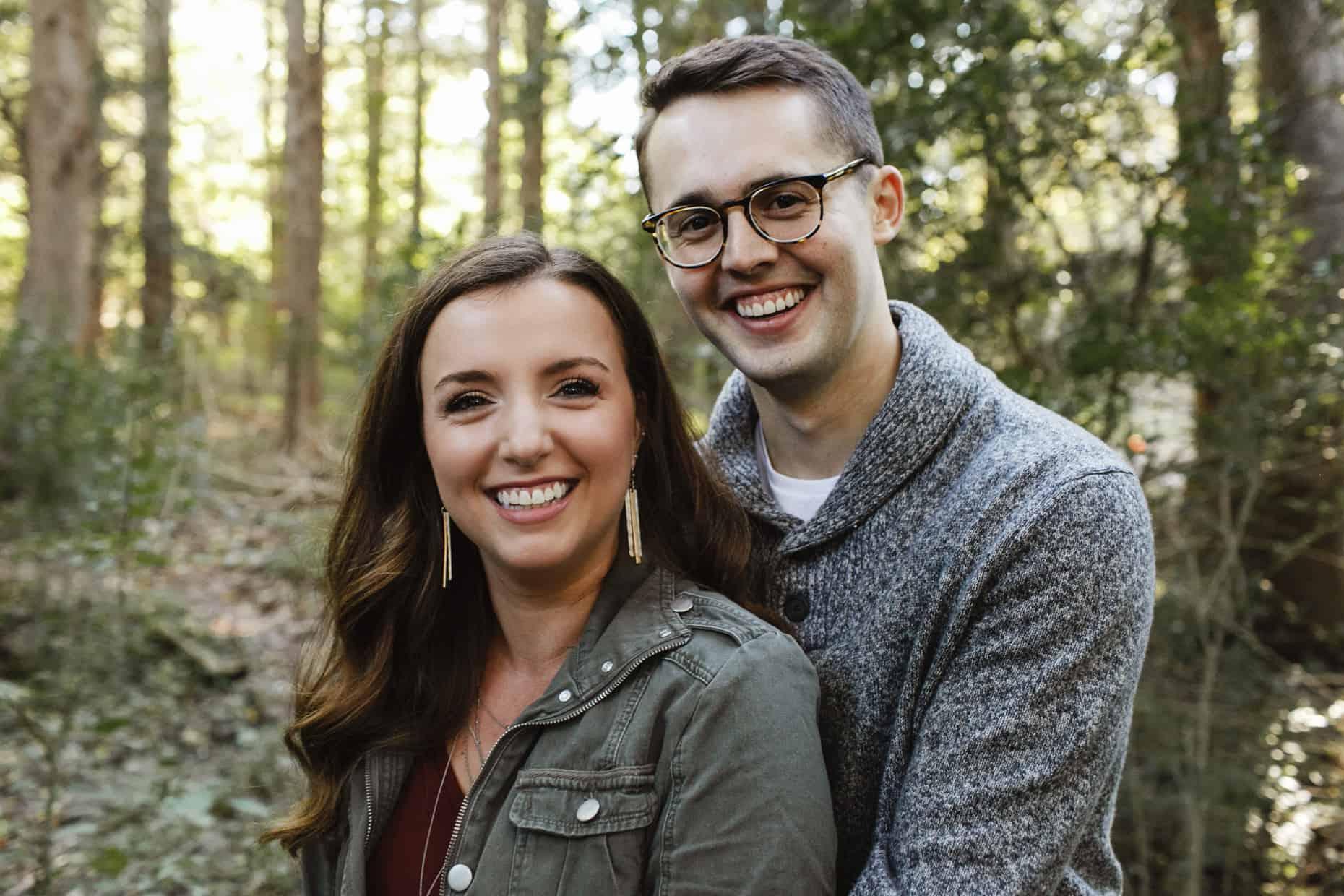 Engagement Photos Wissahickon