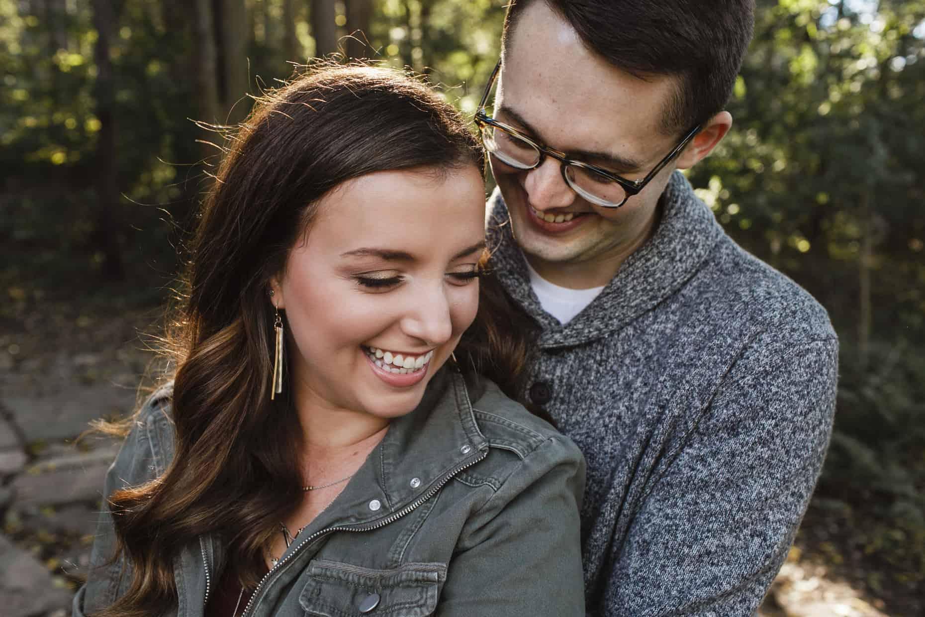Wissahickon Engagement Photographers