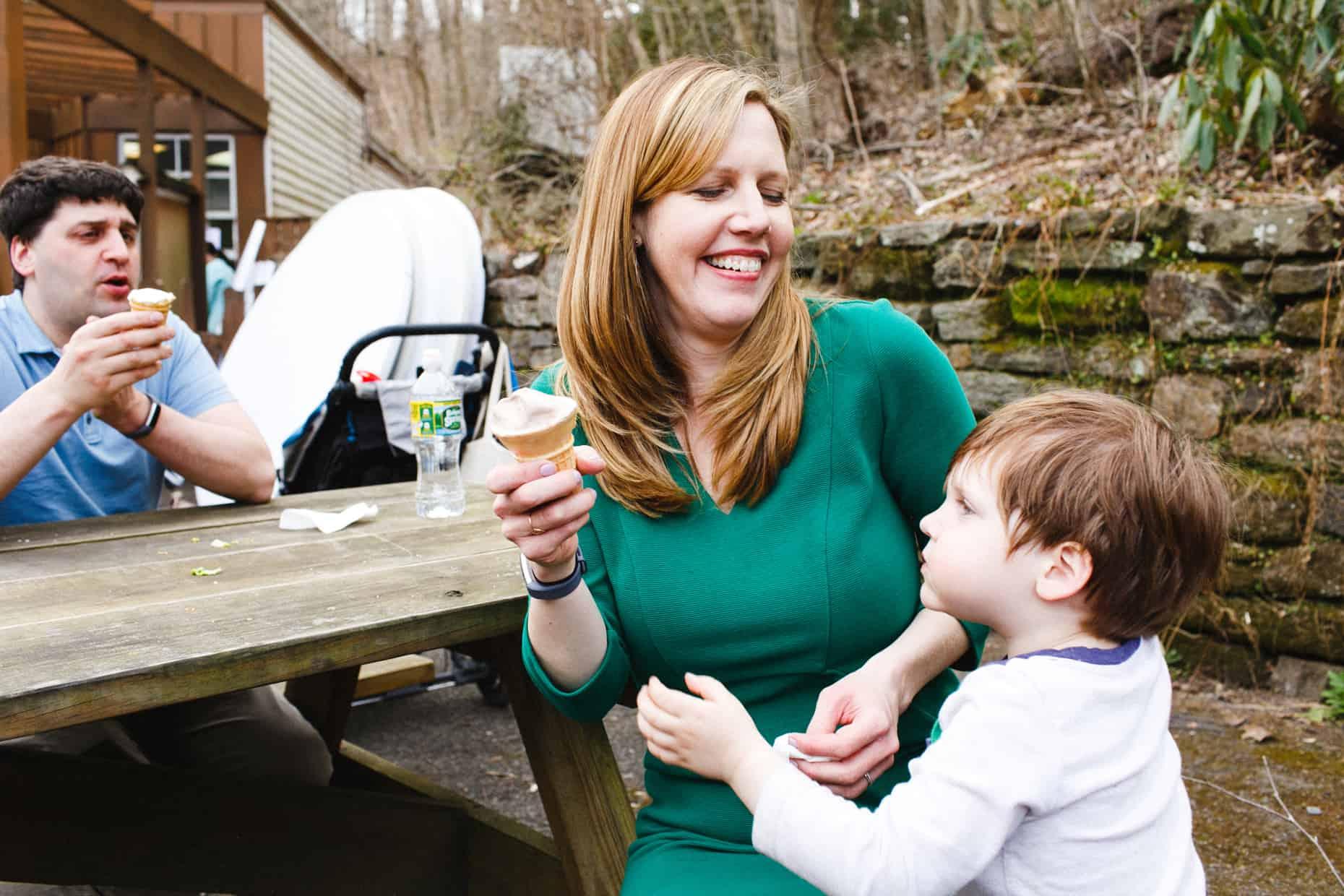 Valley Green Inn Family Photographers