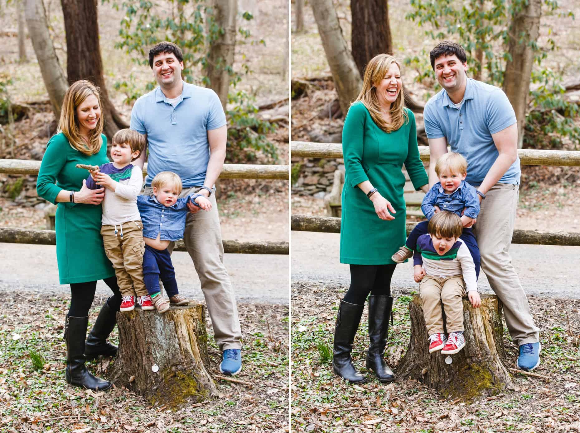 Family Photography Valley Green Inn
