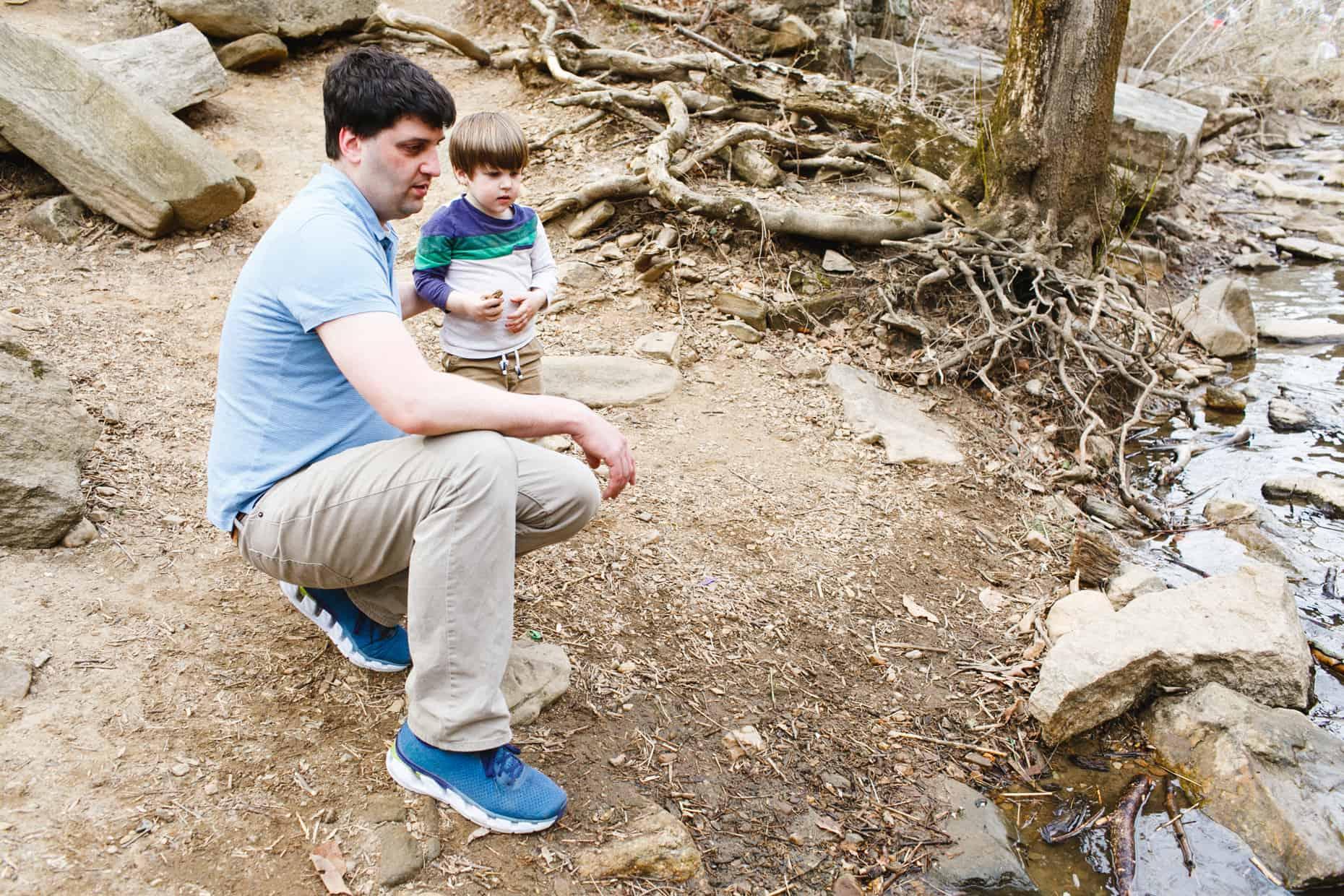 Wissahickon Valley Park Family Photographer