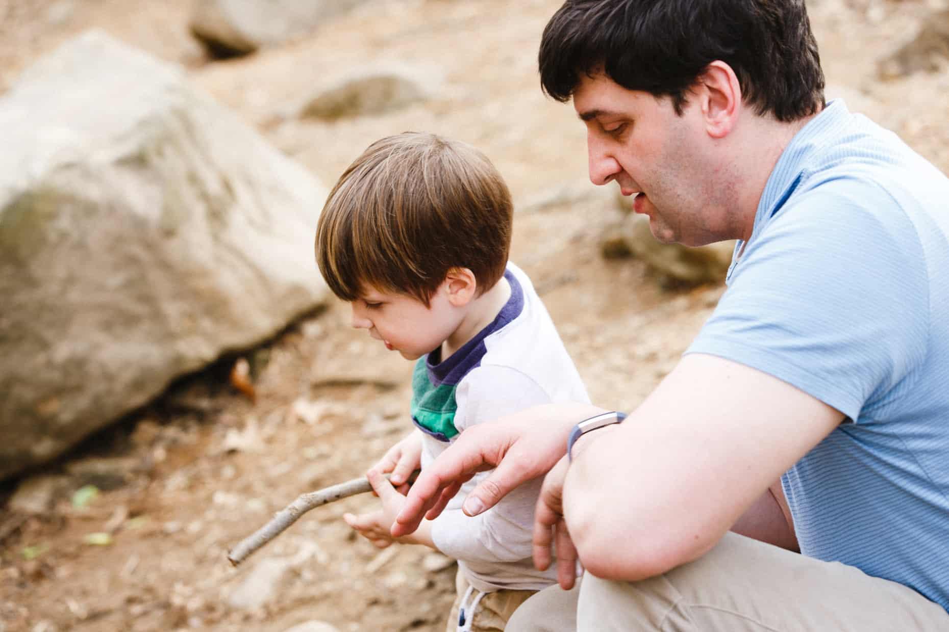 Wissahickon Valley Park Family Photographers