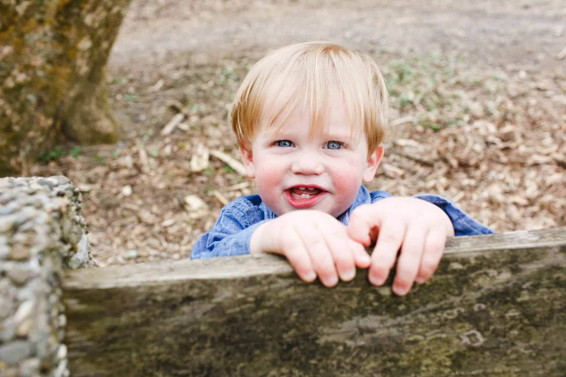 Wissahickon Valley Park Family Pictures