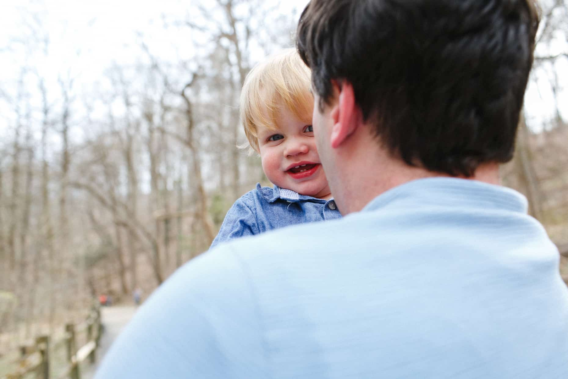 Philadelphia Outdoor Family Photography
