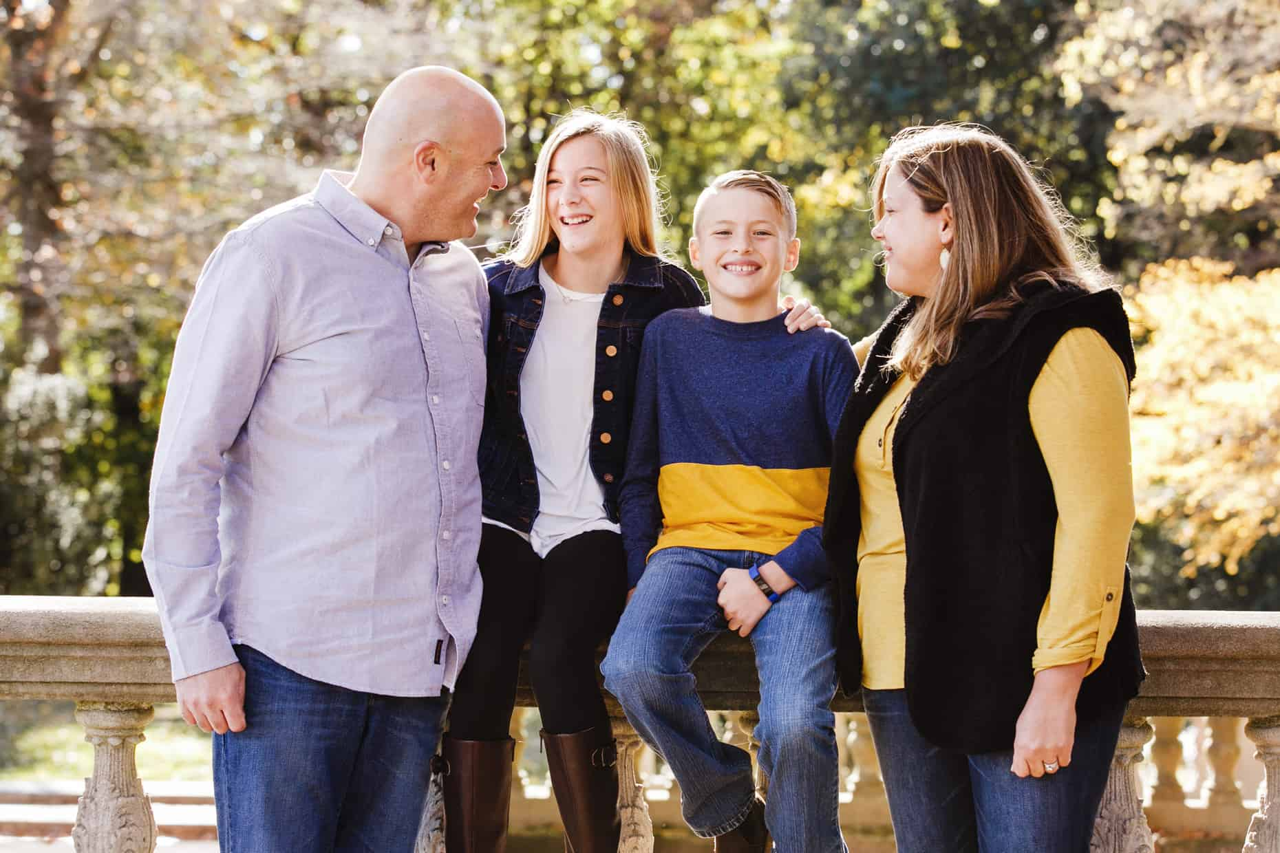 Family Photographs Cheltenham