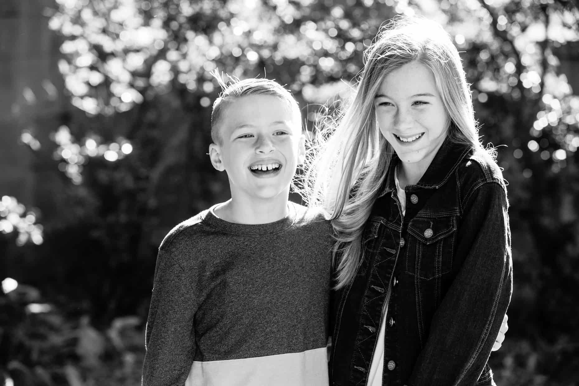 Family Photograph Cheltenham