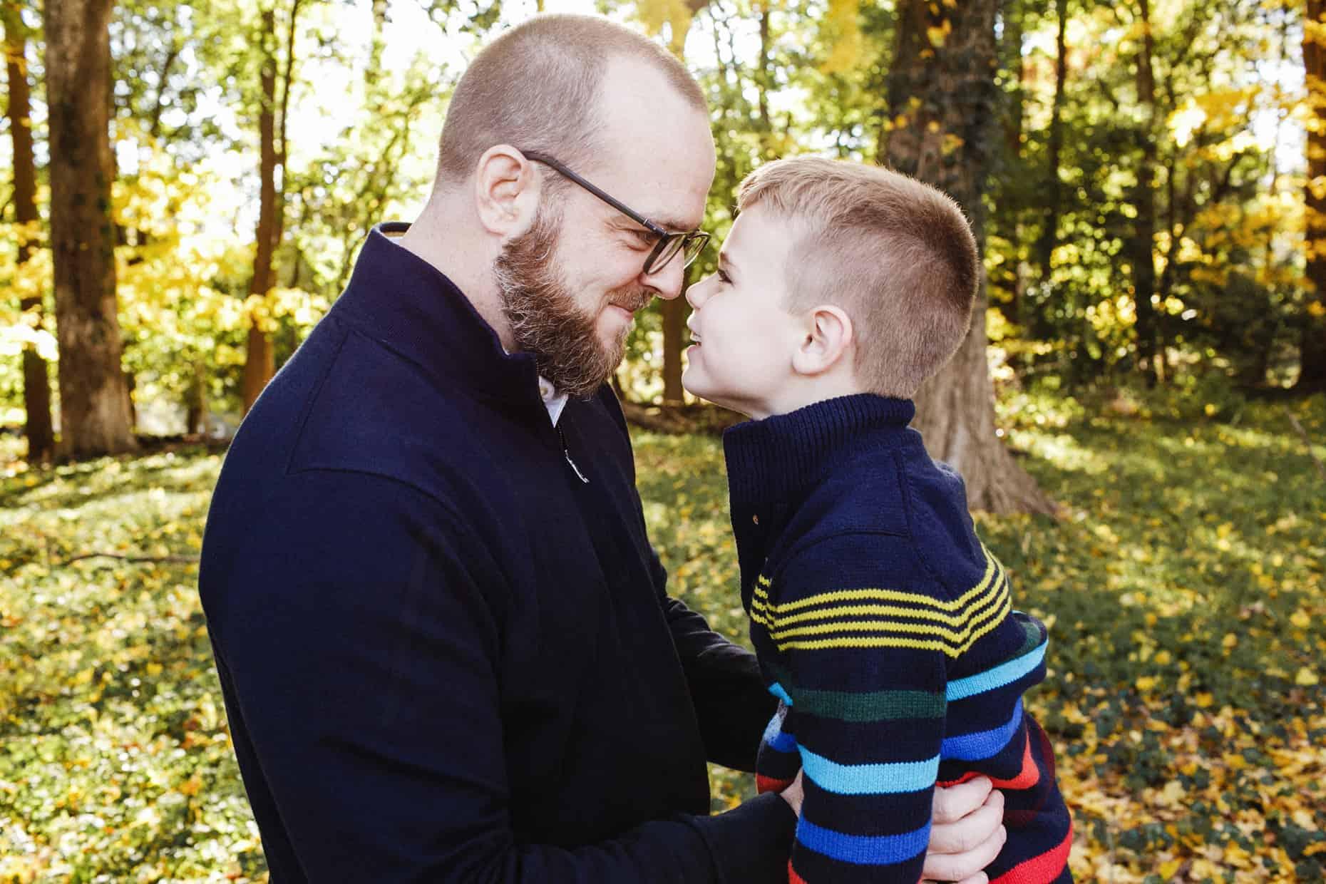 Curtis Arboretum Family Photos
