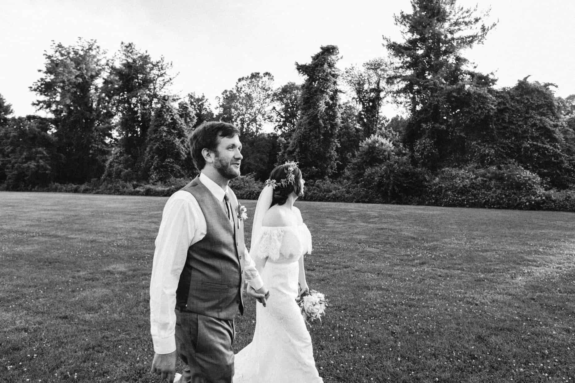 Phoenixville park wedding