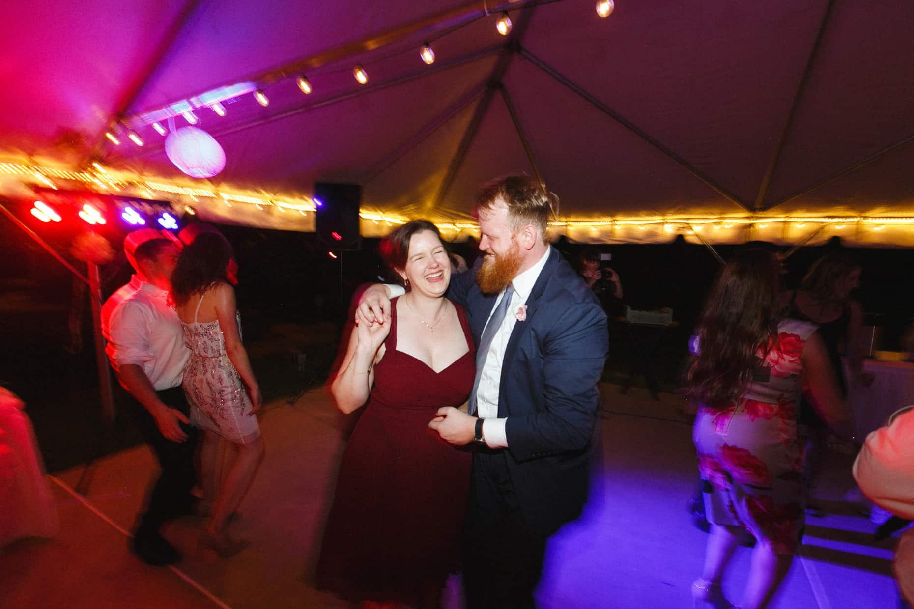 Wedding Delaware River
