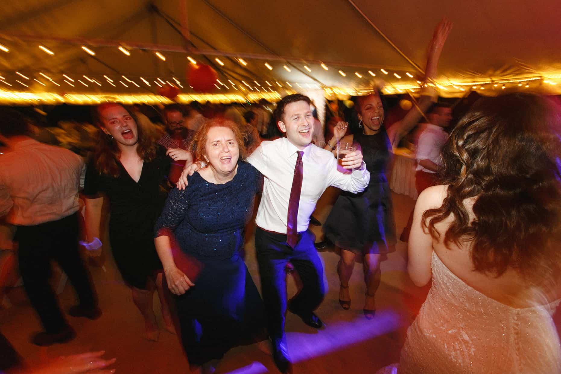 Delaware River Wedding Photo