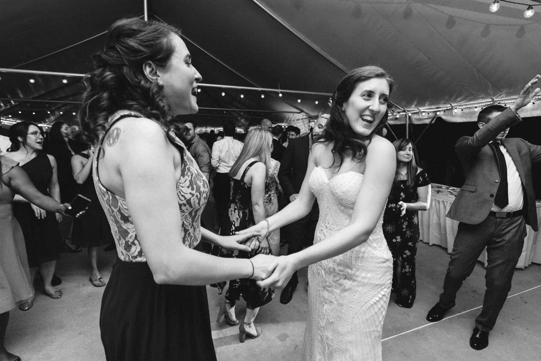 Delaware River Wedding Reception