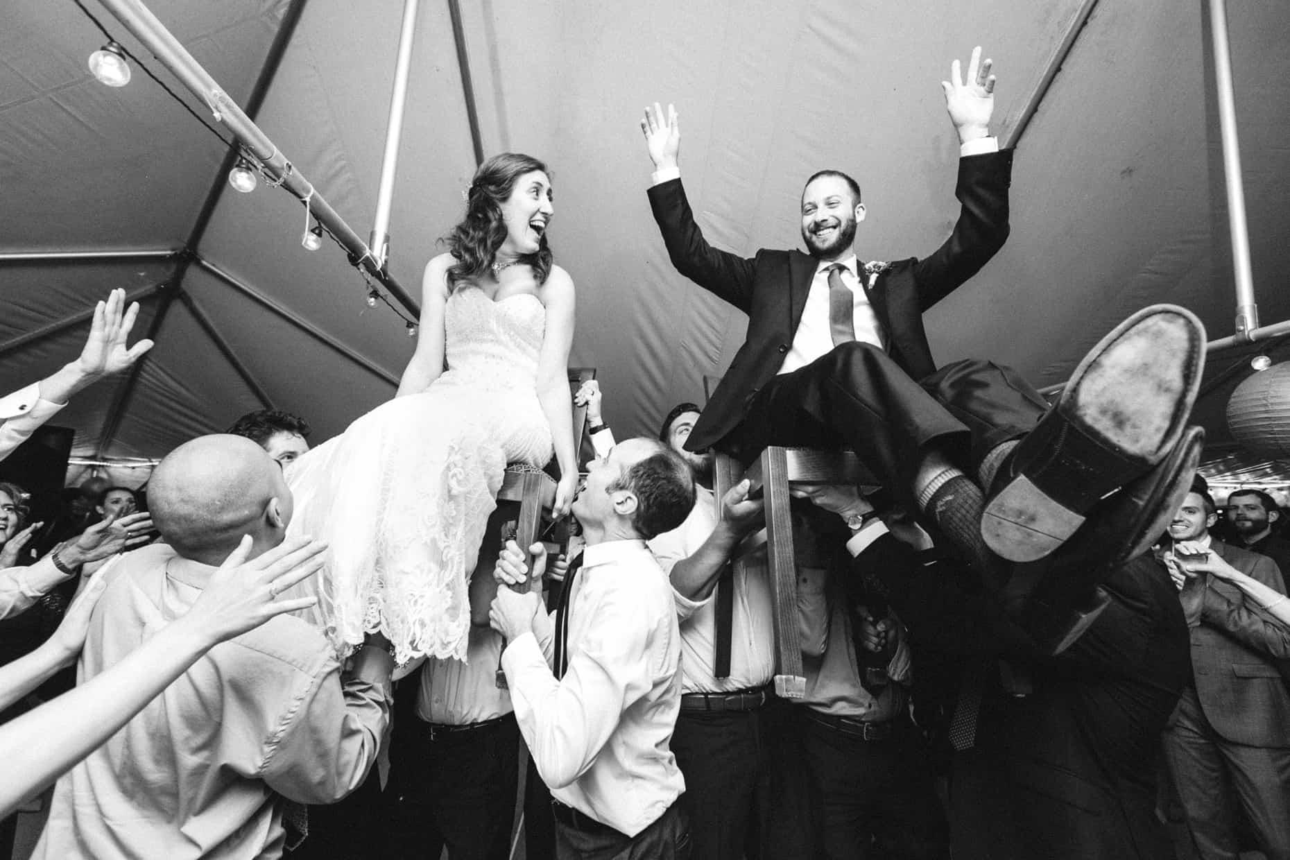 Delaware River Wedding Ceremony