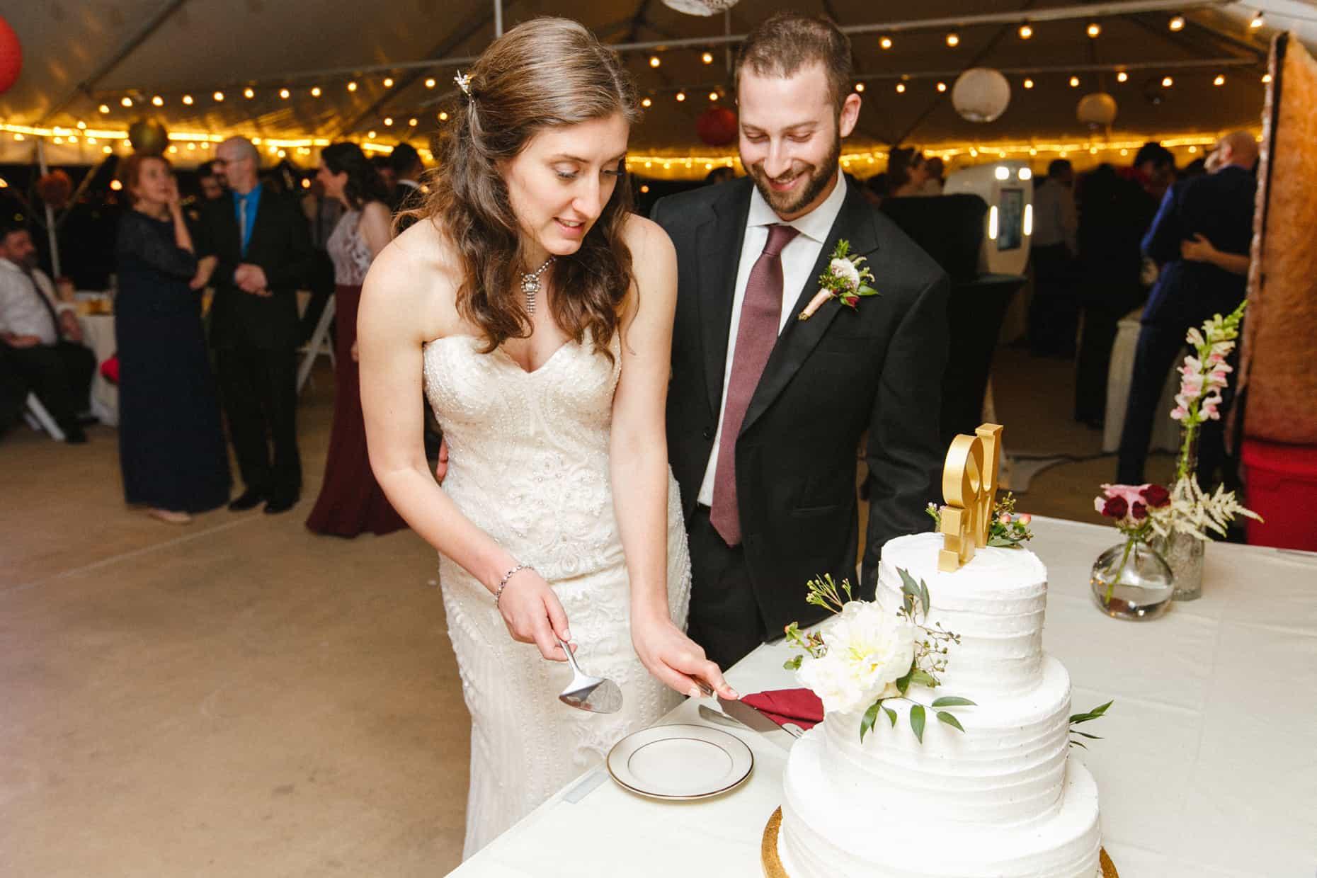 Nautical Philadelphia Wedding Picture