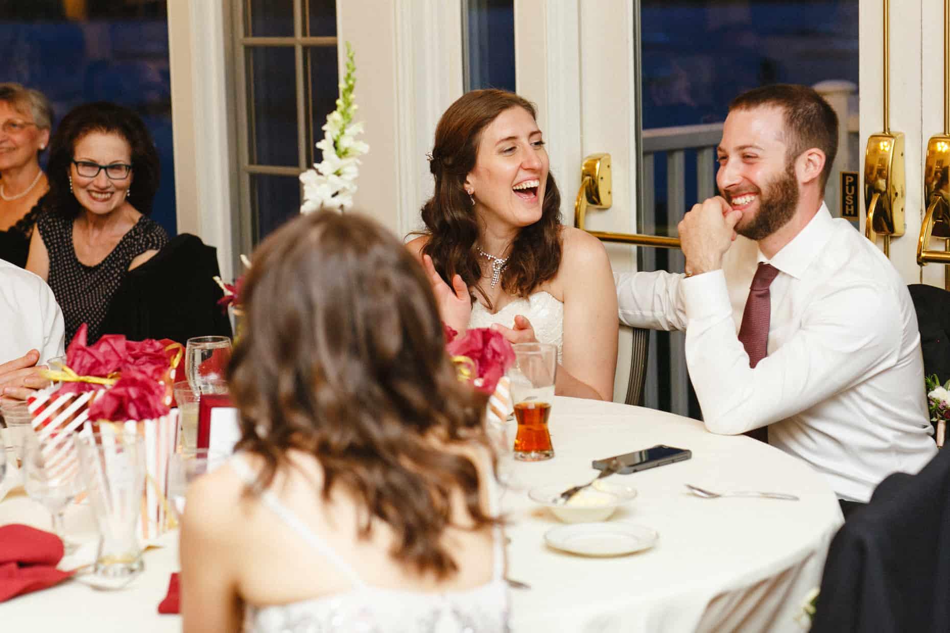 Nautical Philadelphia Wedding Photograph