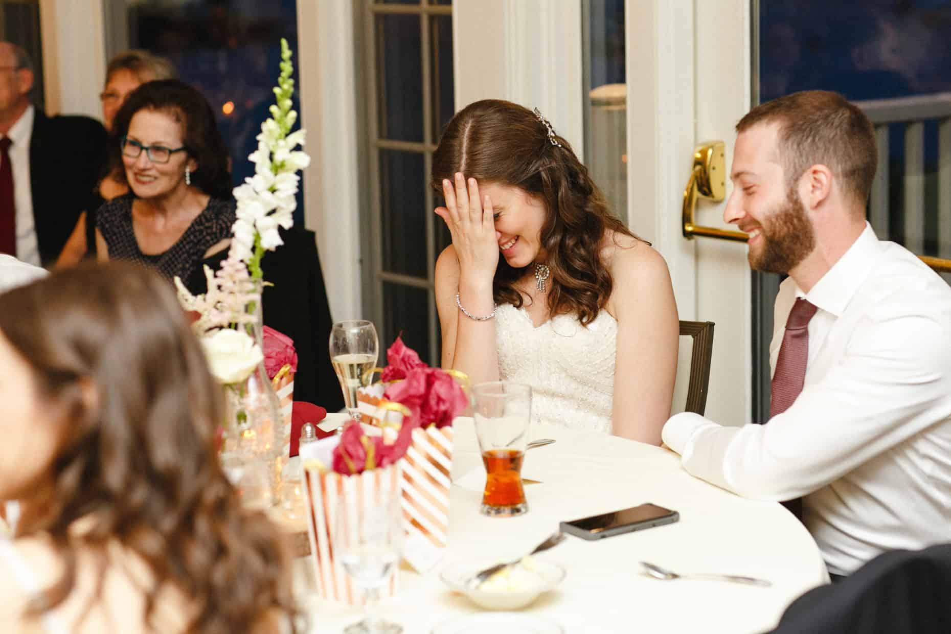 Nautical Philadelphia Wedding Photo