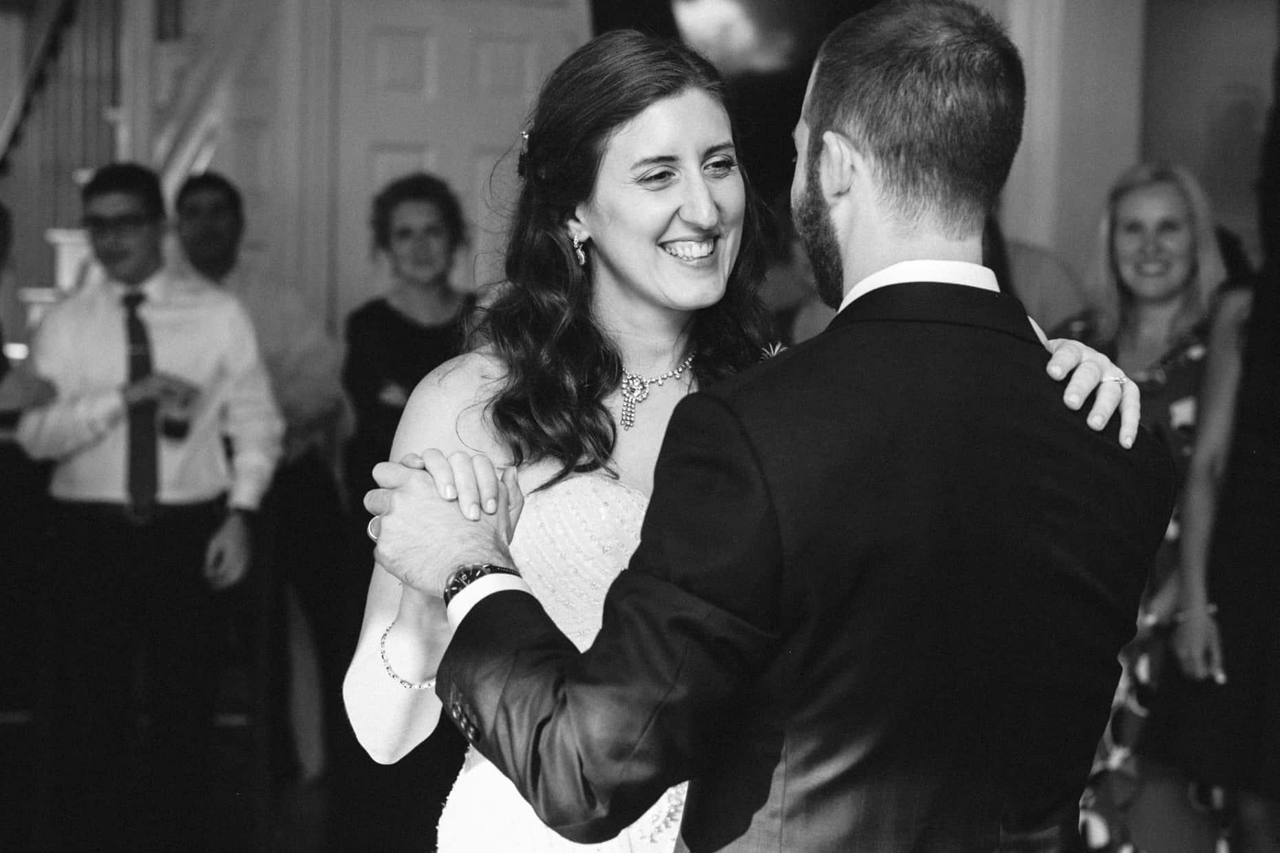 Wedding Picture Corinthian Yacht Club of Philadelphia