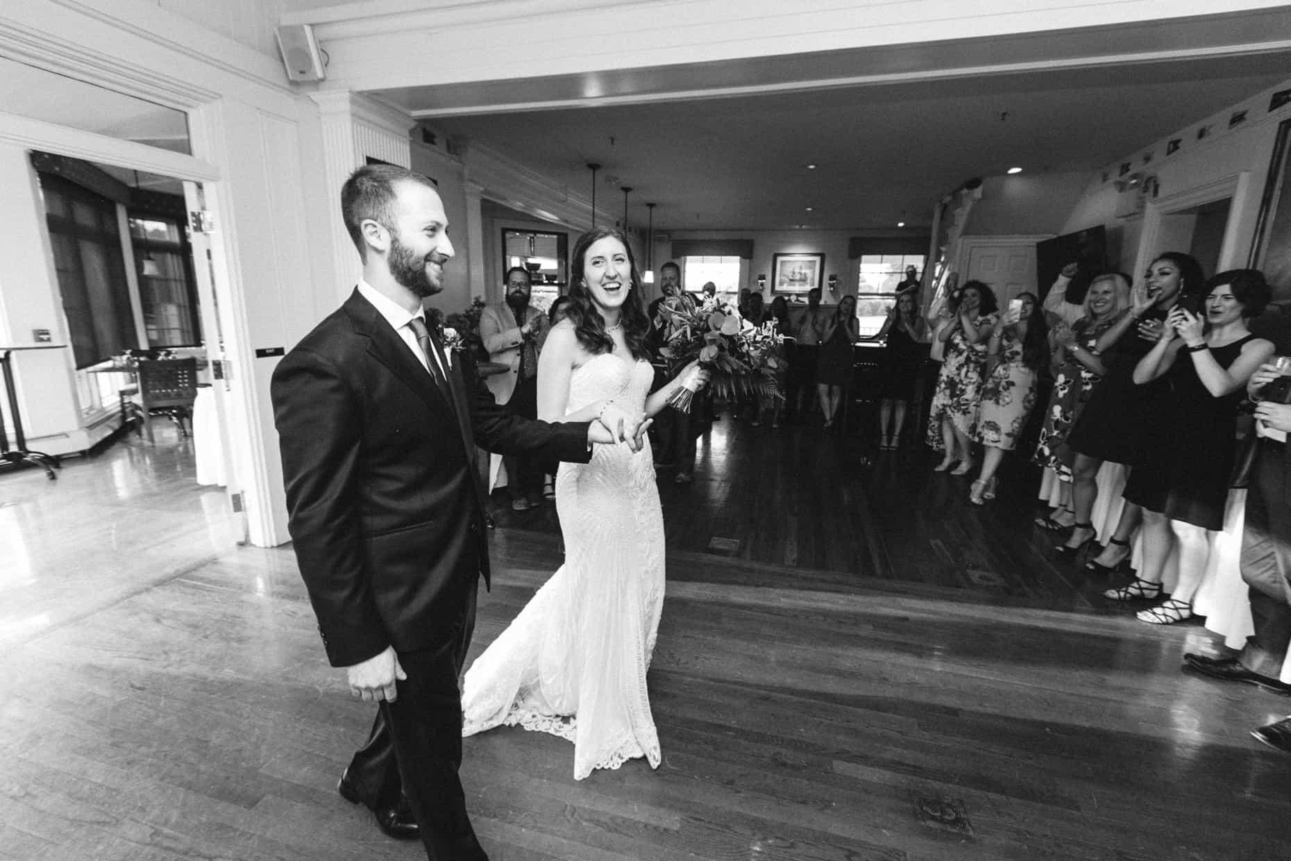 Wedding Photographer Corinthian Yacht Club of Philadelphia