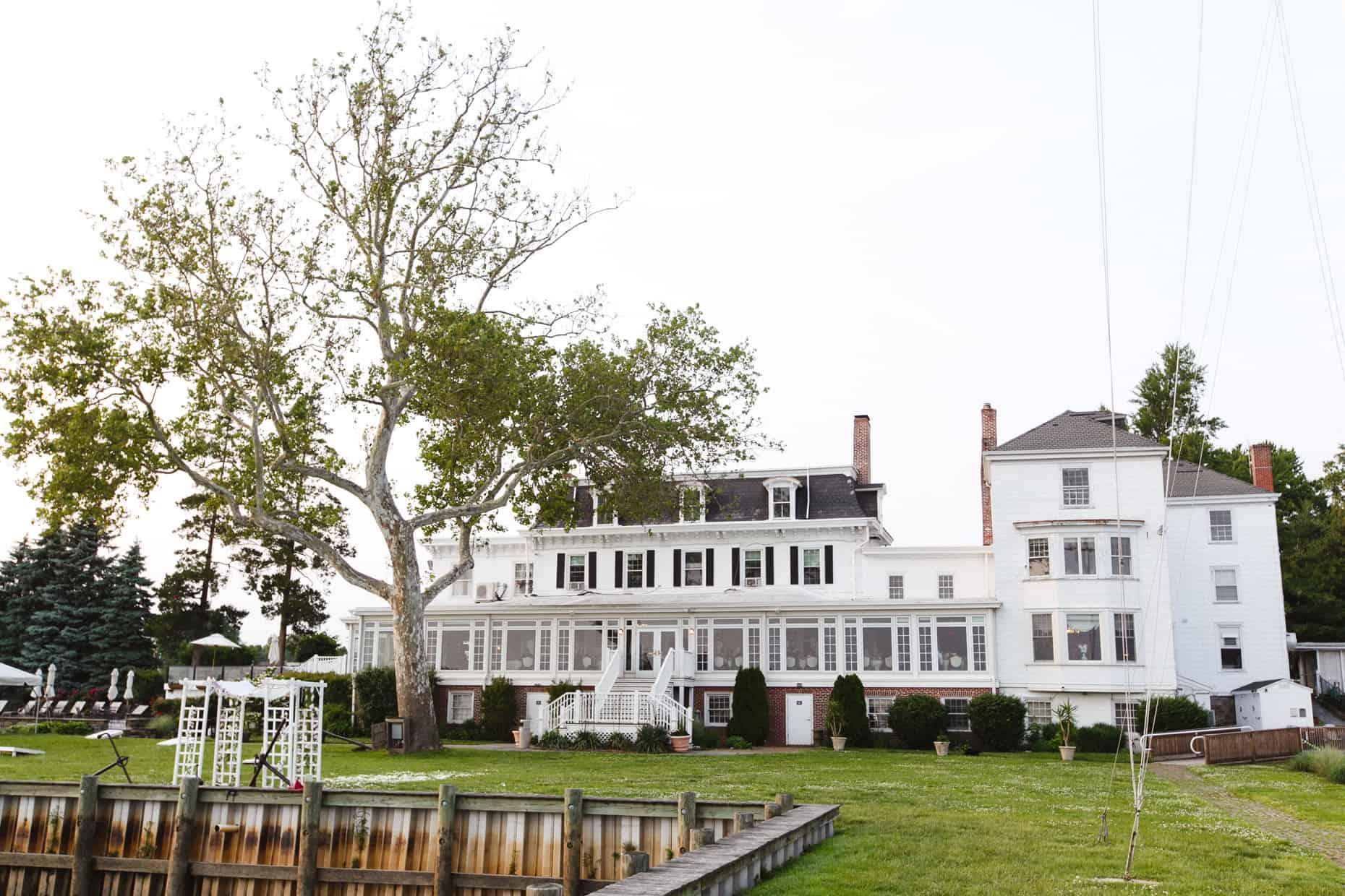 Wedding Photographs Corinthian Yacht Club of Philadelphia