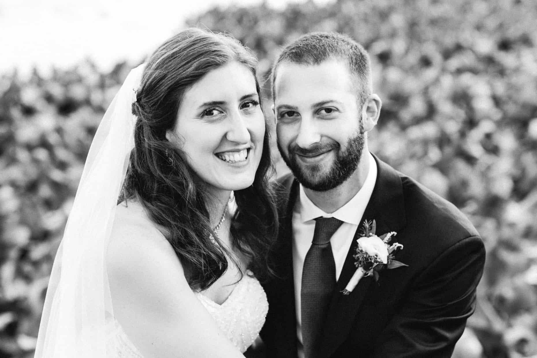 Wedding Ceremony Corinthian Yacht Club of Philadelphia