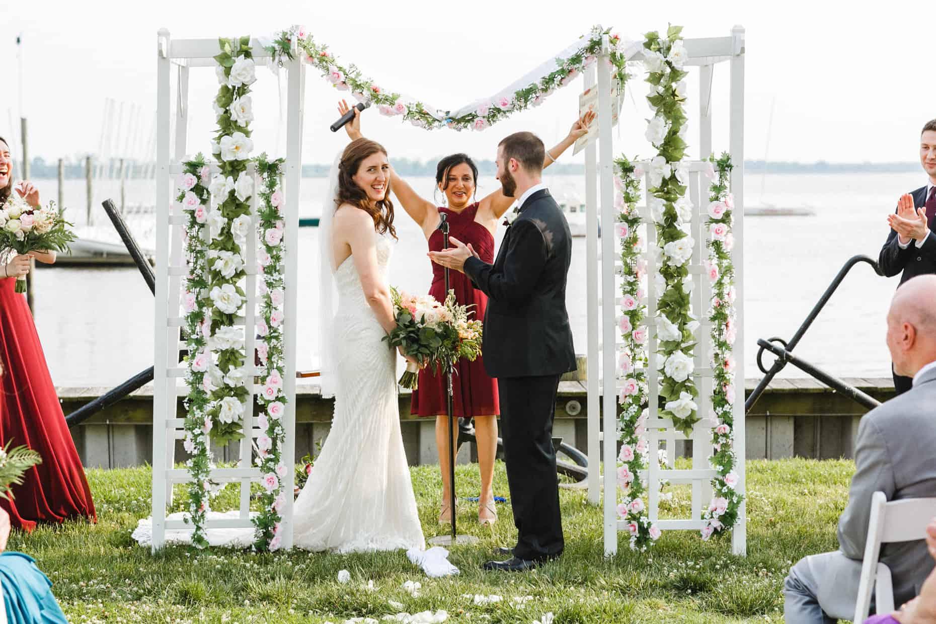 Corinthian Yacht Club of Philadelphia Wedding Photos