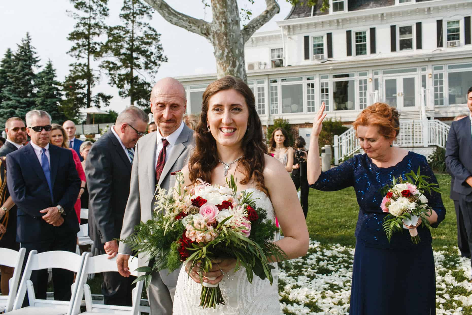 Wedding Pictures Corinthian Yacht Club