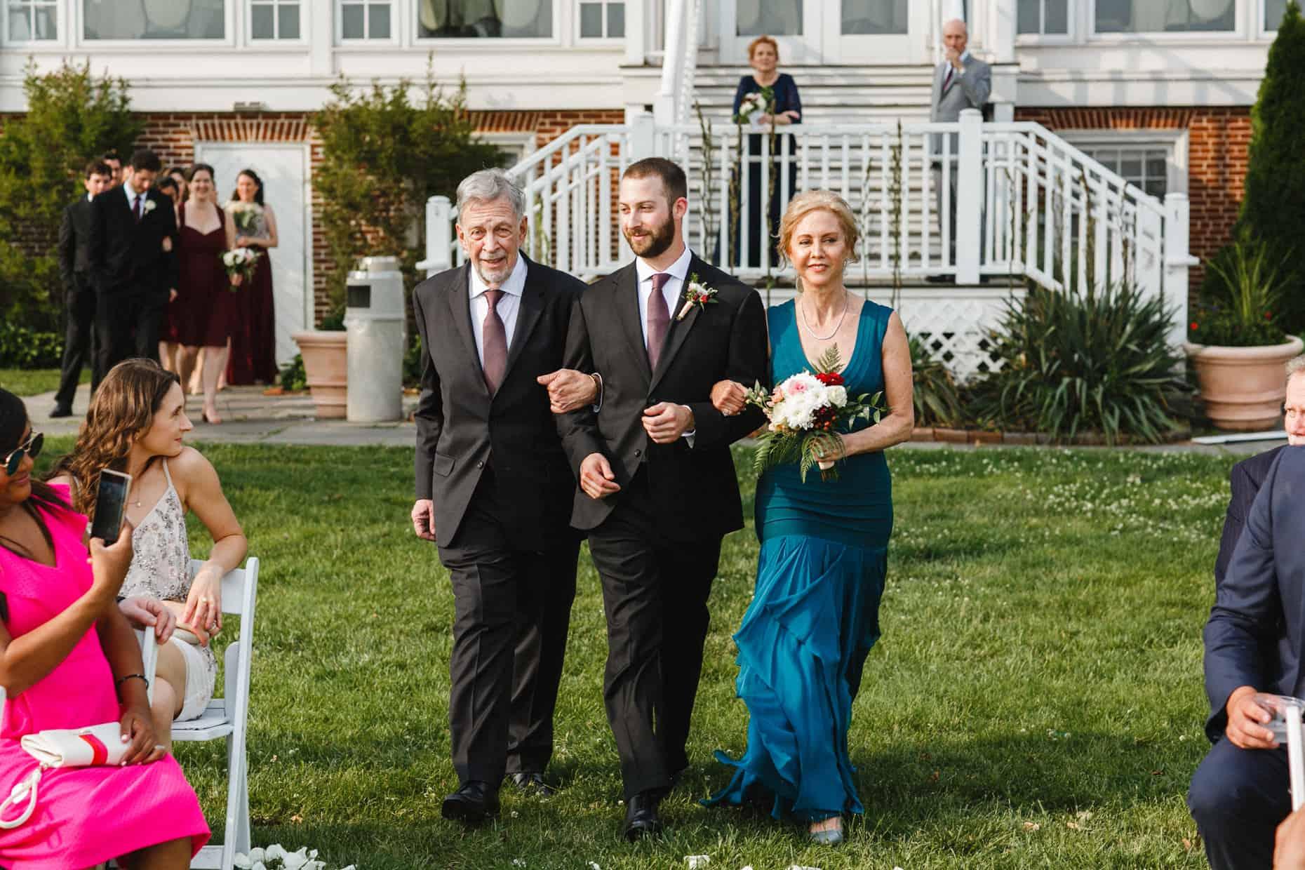 Wedding Photographers Corinthian Yacht Club