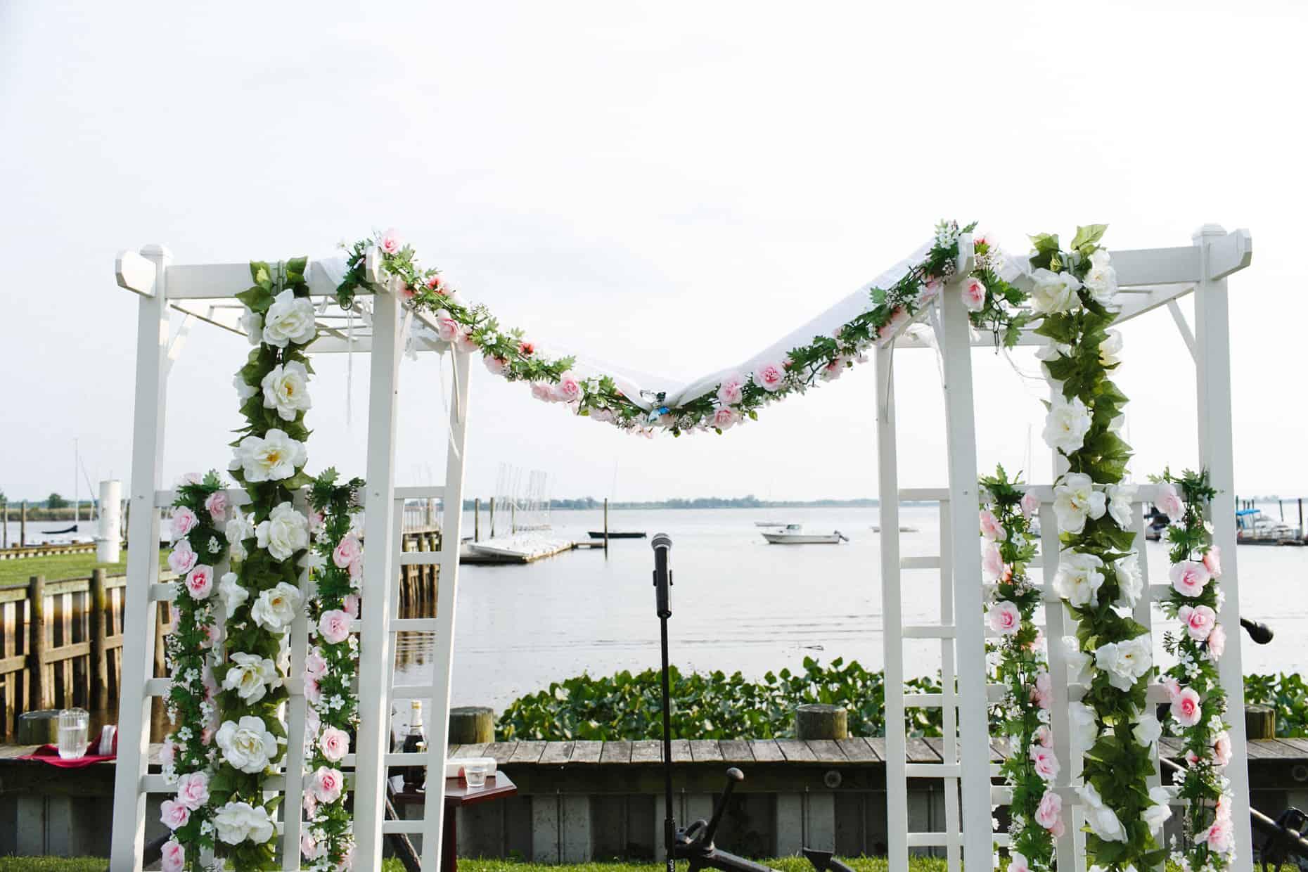 Wedding Photographer Corinthian Yacht Club