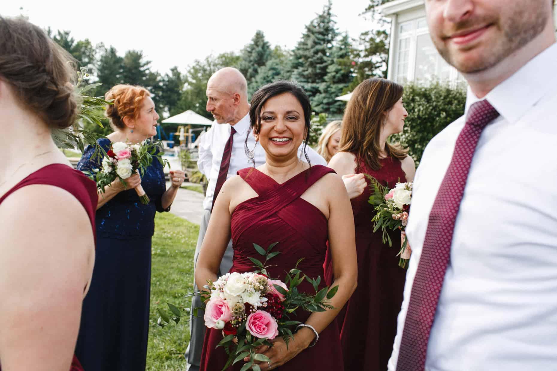 Wedding Reception Corinthian Yacht Club