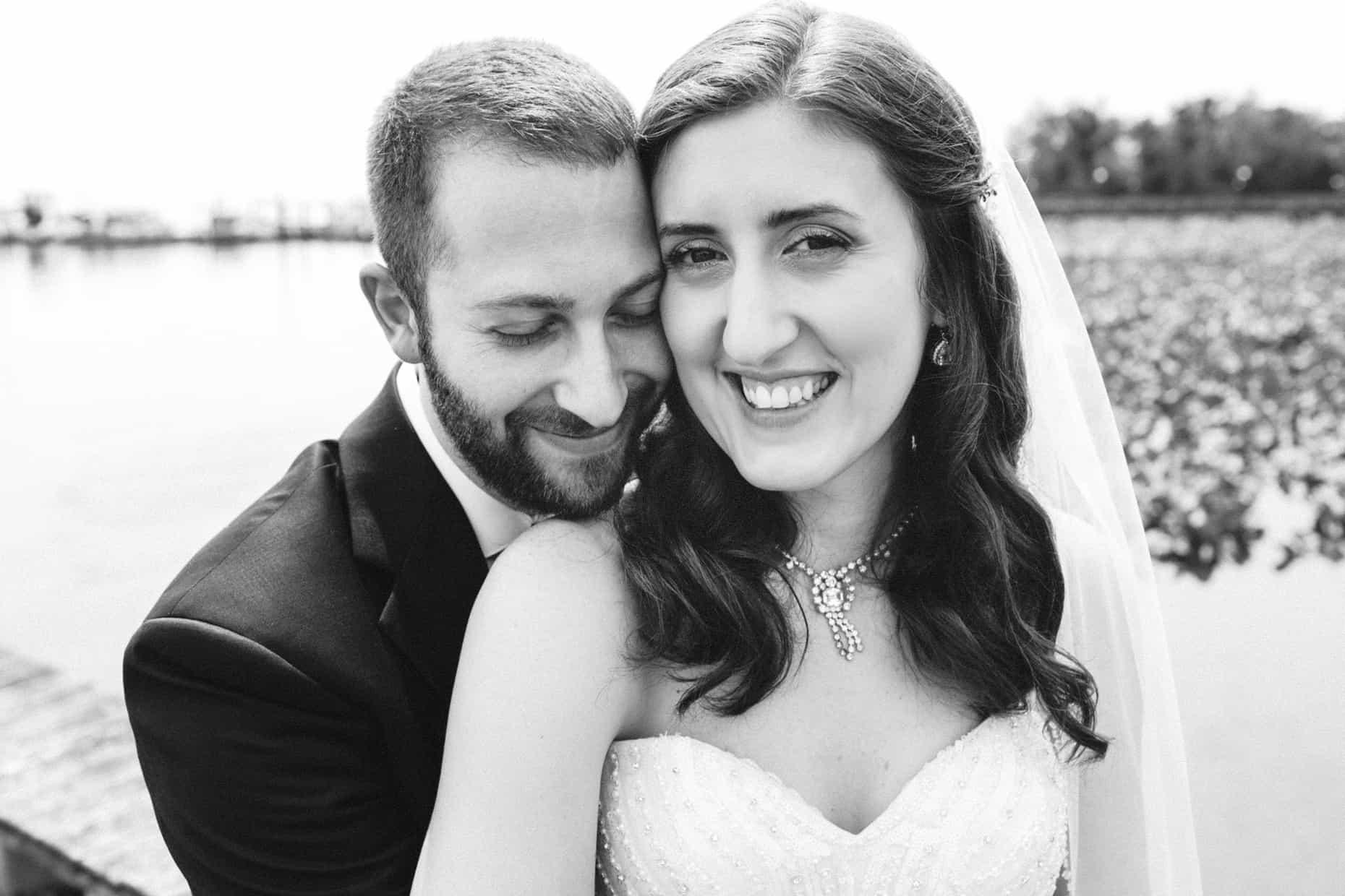 Corinthian Yacht Club Wedding Photograph
