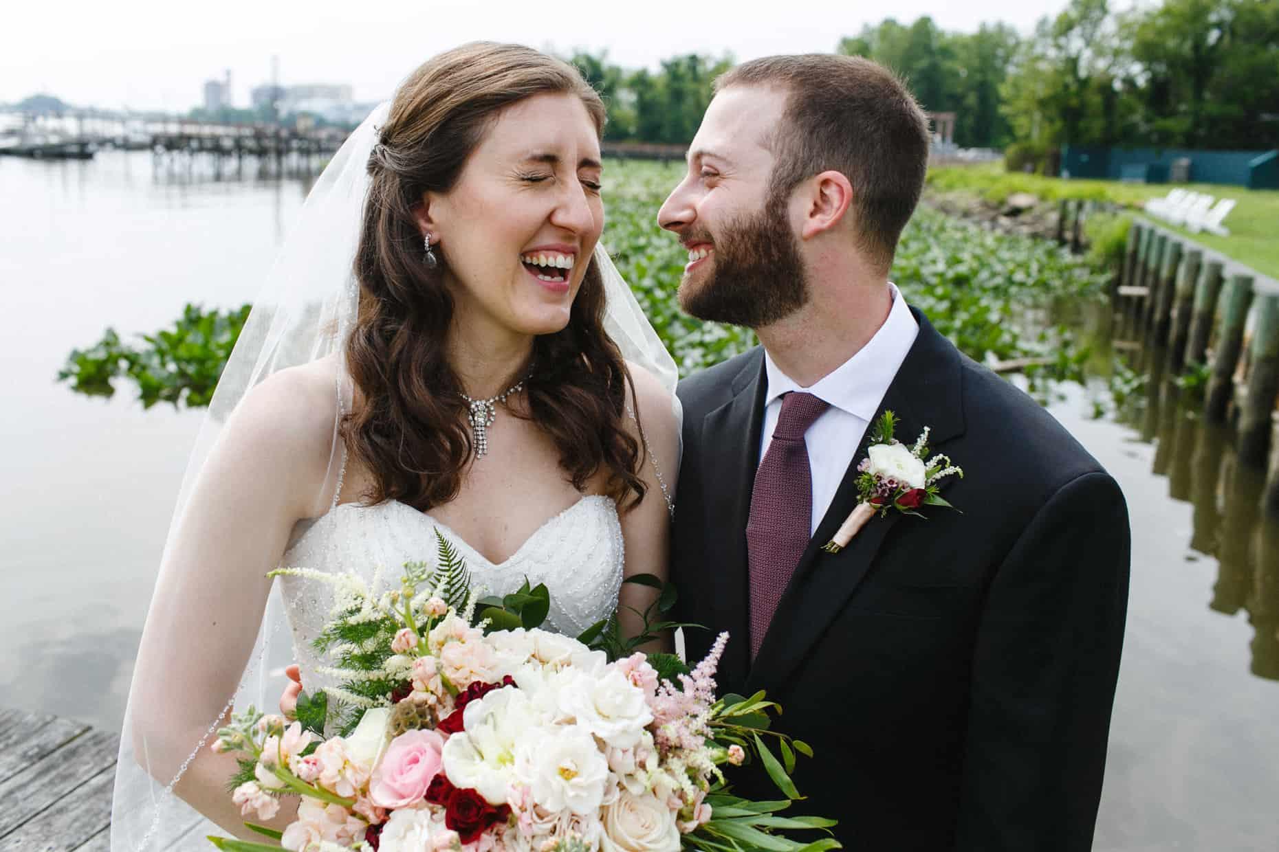 Corinthian Yacht Club Wedding Photo