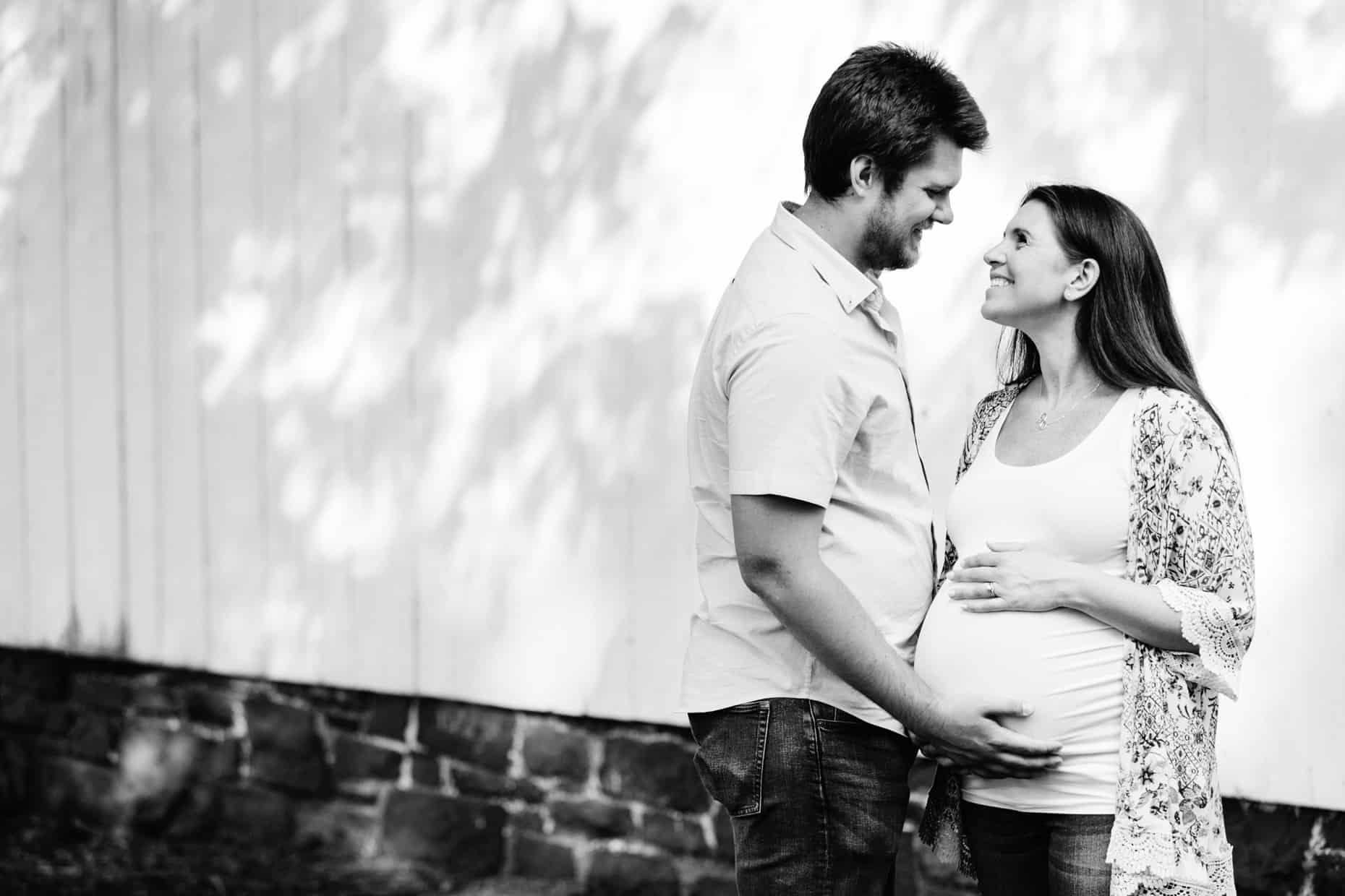 Bucks County Maternity Photographer