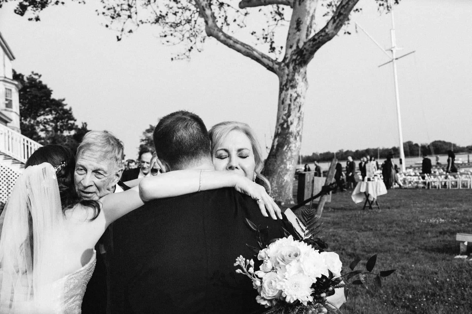Corinthian Yacht Club of Philadelphia Wedding Photography