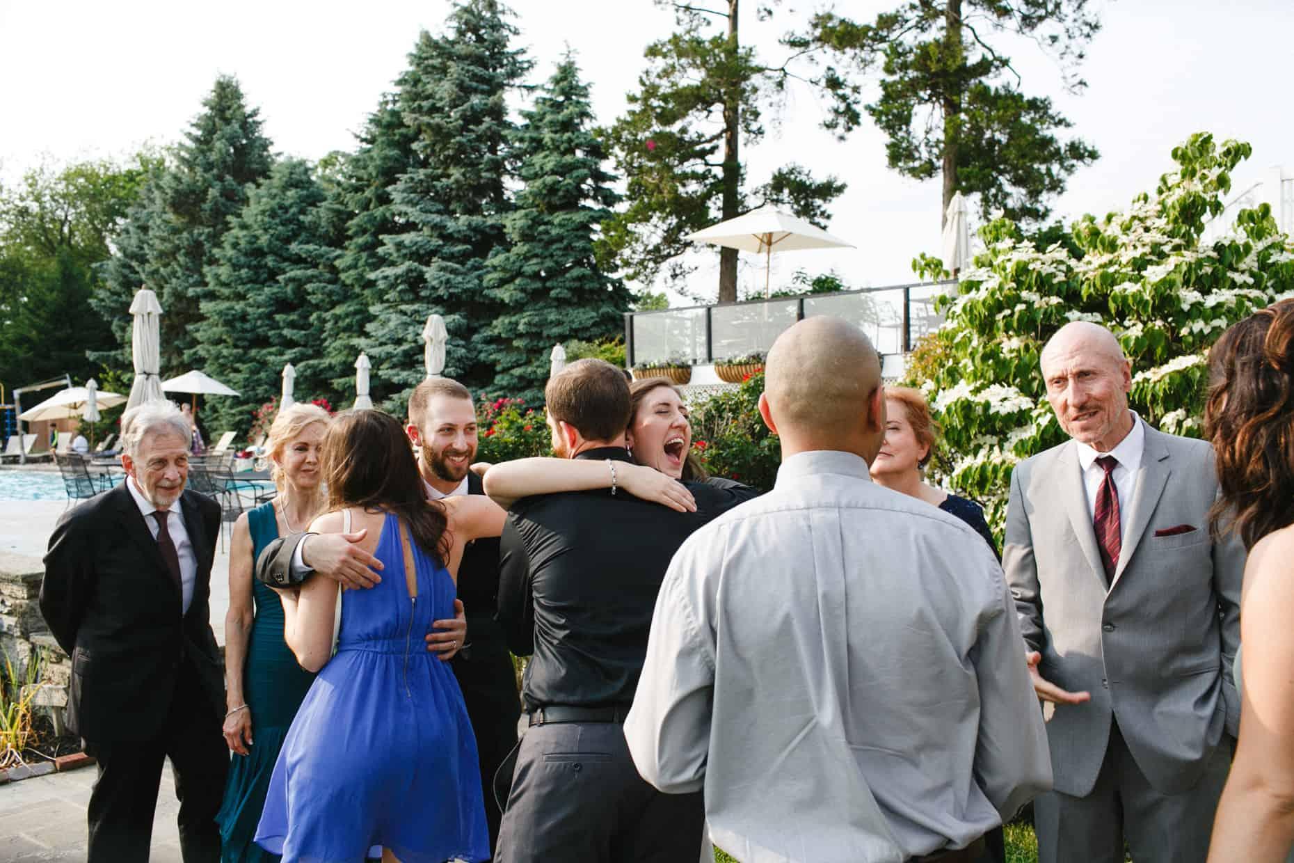 Corinthian Yacht Club of Philadelphia Wedding Photographs