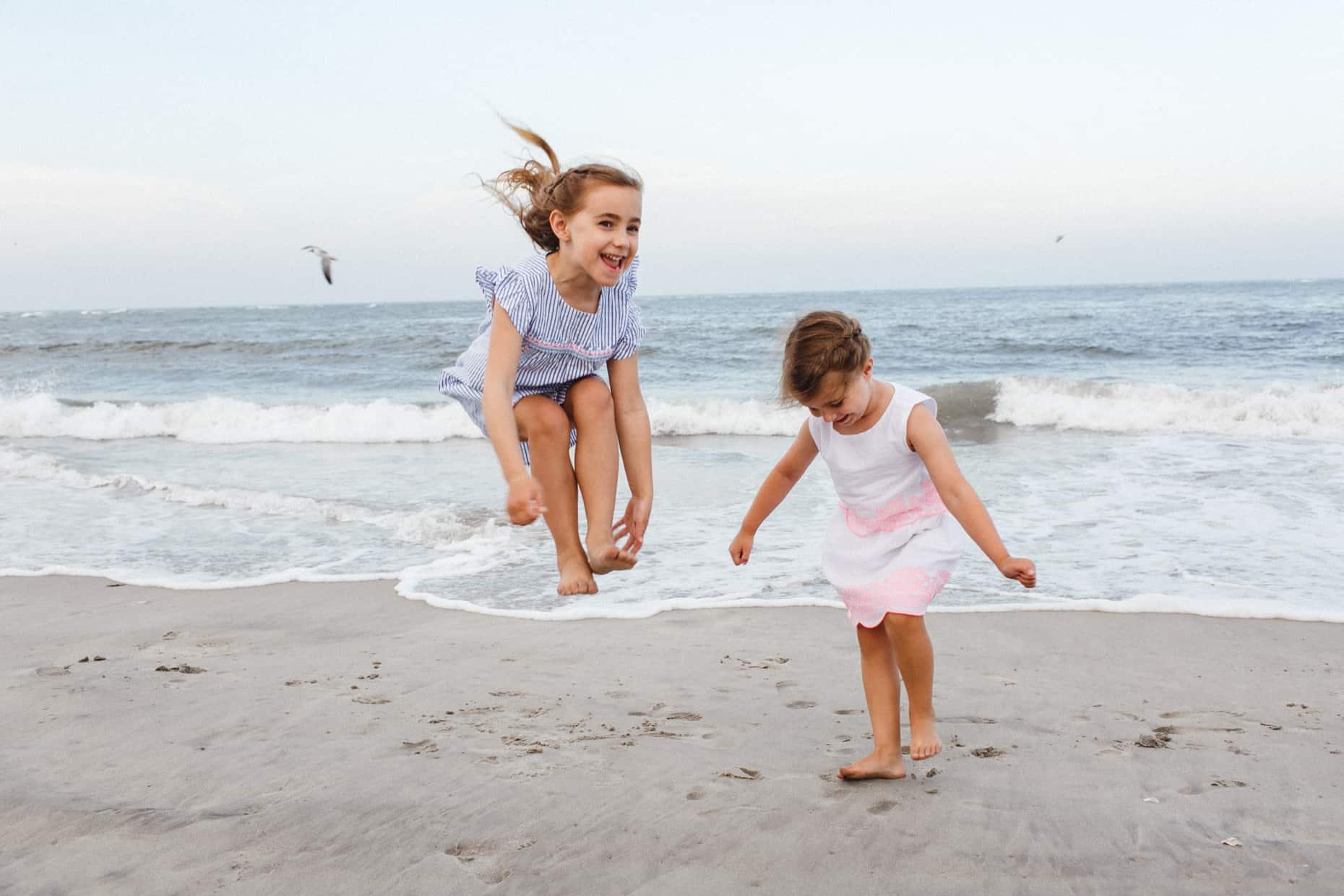 New Jersey Beach Portraits