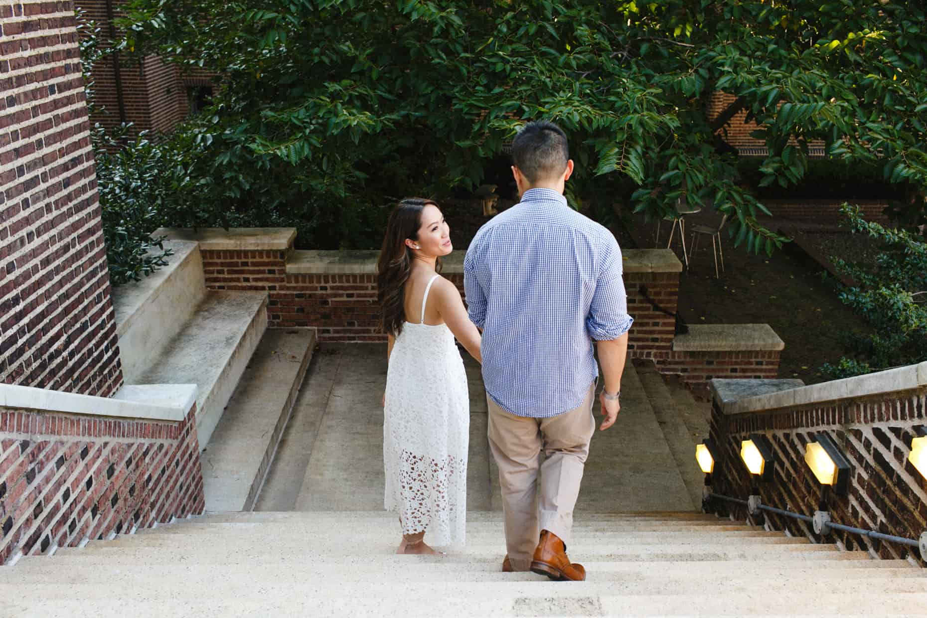 U Penn Engagement Photographers