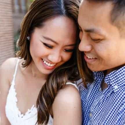 UPenn Engagement Photos