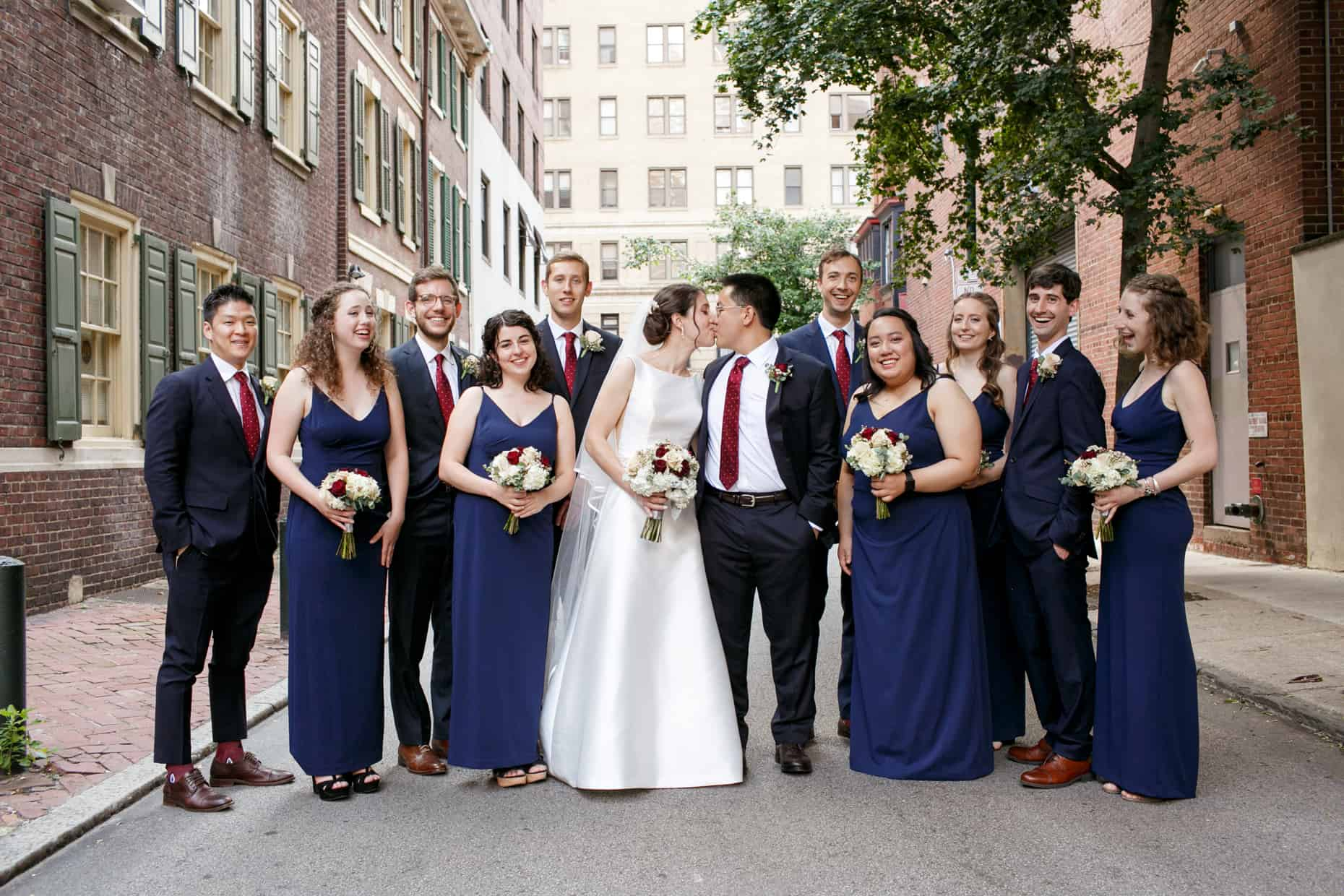 Colonial Dames Philadelphia Weddings
